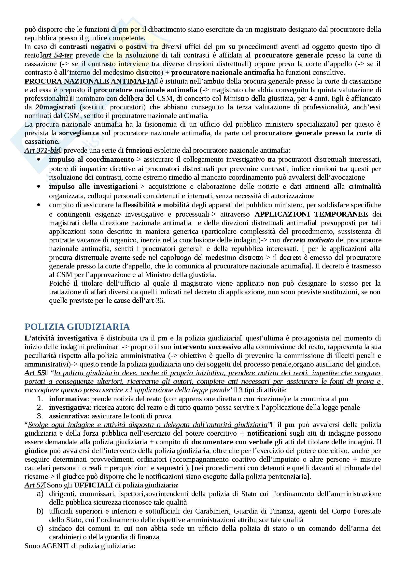 Riassunto esame procedura penale, prof.Paolozzi, libro consigliato Compendio di procedura penale, Conso Grevi Pag. 16