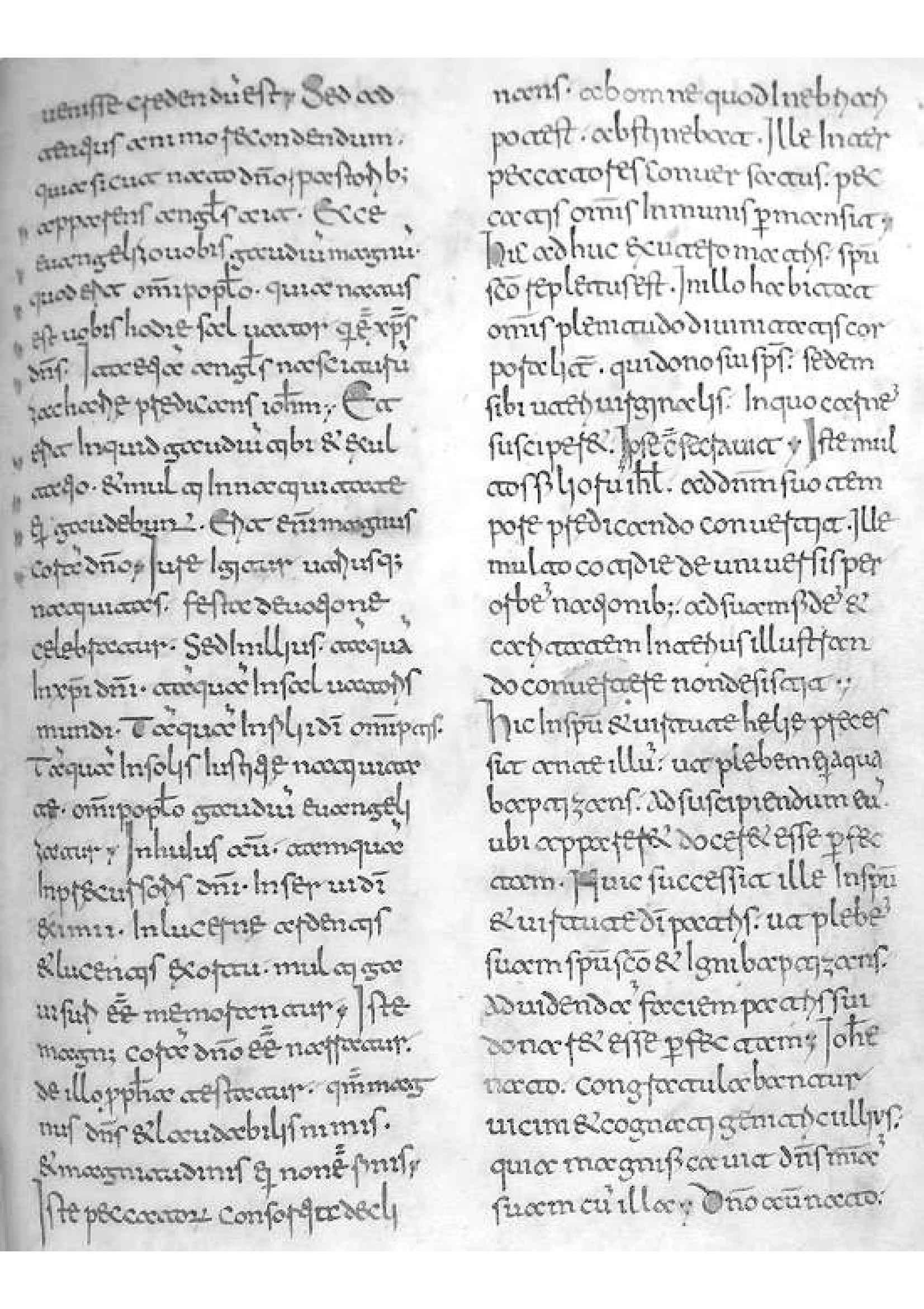 Montecassino, Archivio dell'Abbazia 305, p. 289