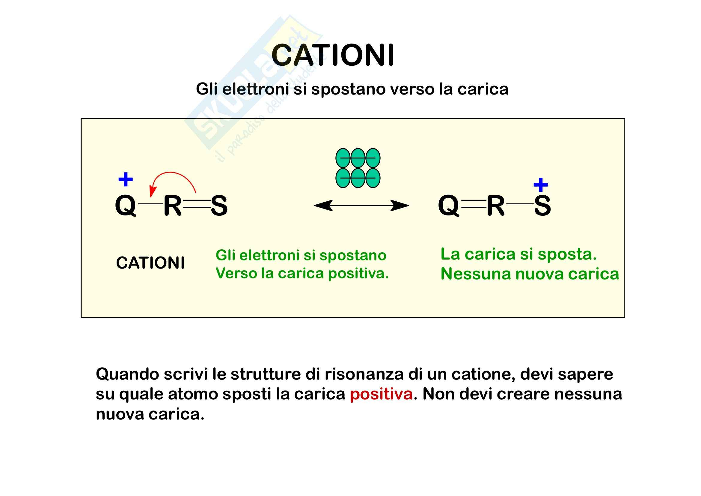 Chimica organica - sistemi con risonanza Pag. 16