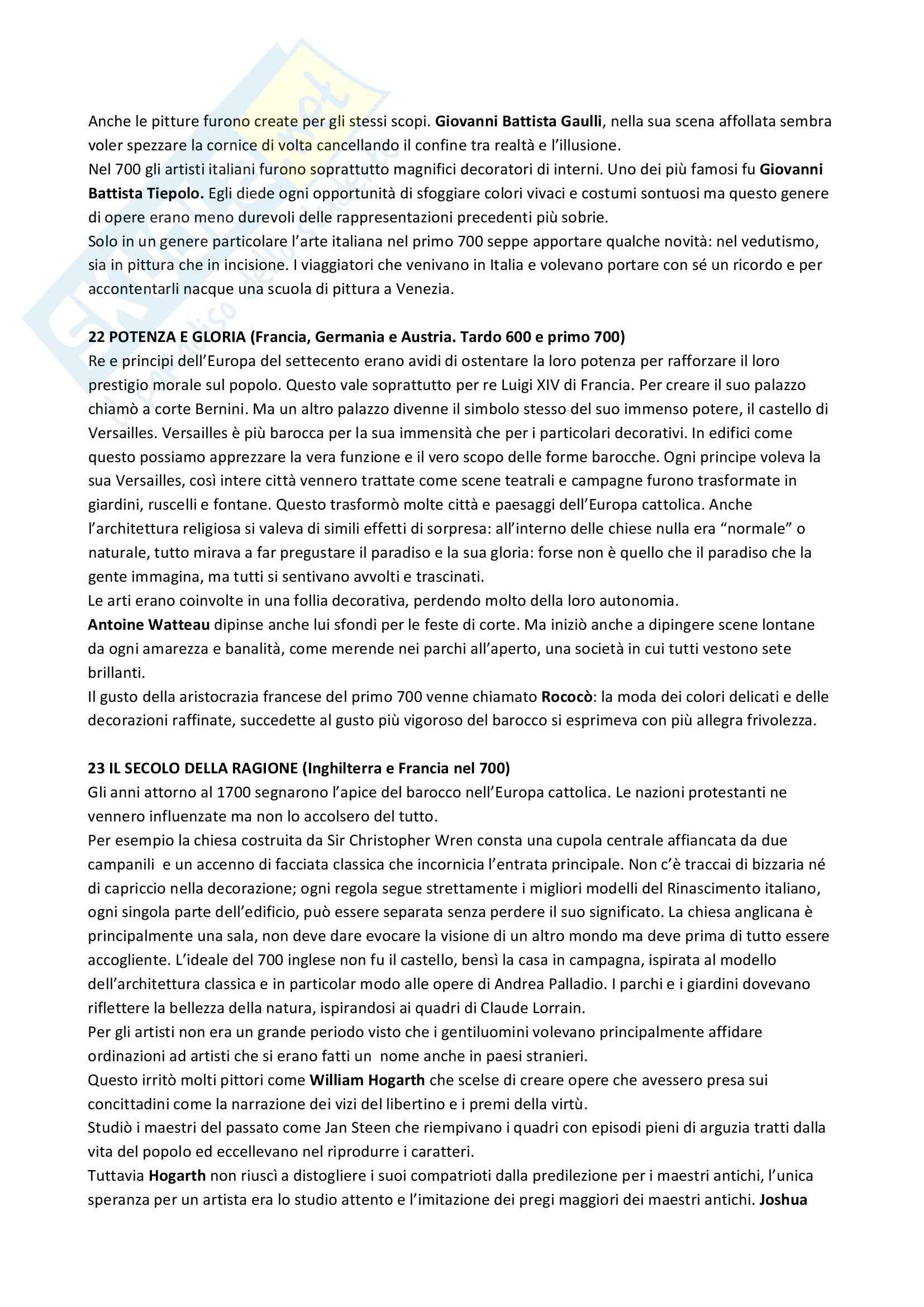 Riassunto esame Storia dell'Arte Greca e Romana, prof. Busana, libro consigliato La Storia dell'Arte, Gombrich Pag. 16