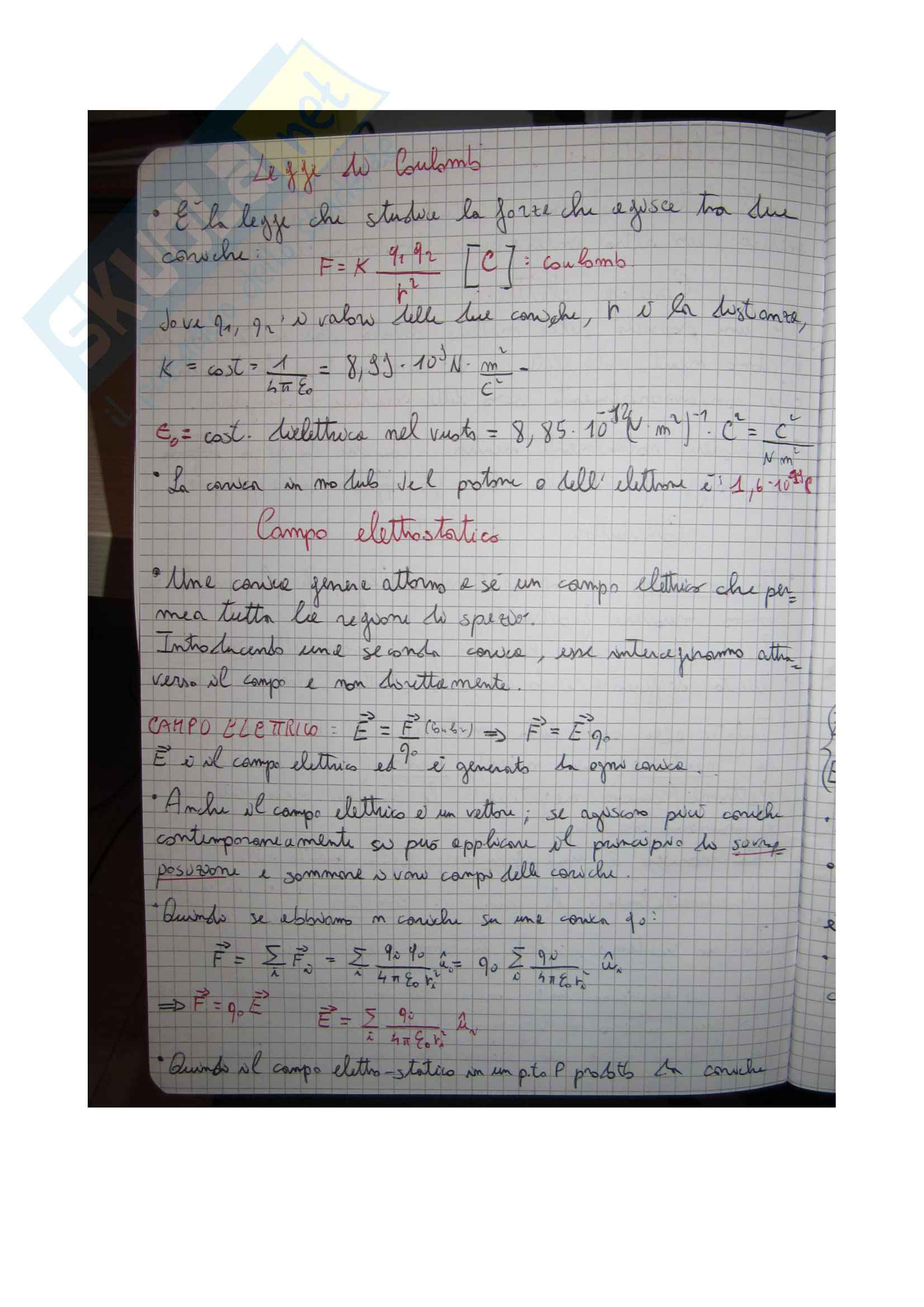 Fisica 2 prof. V. Berardi Pag. 2