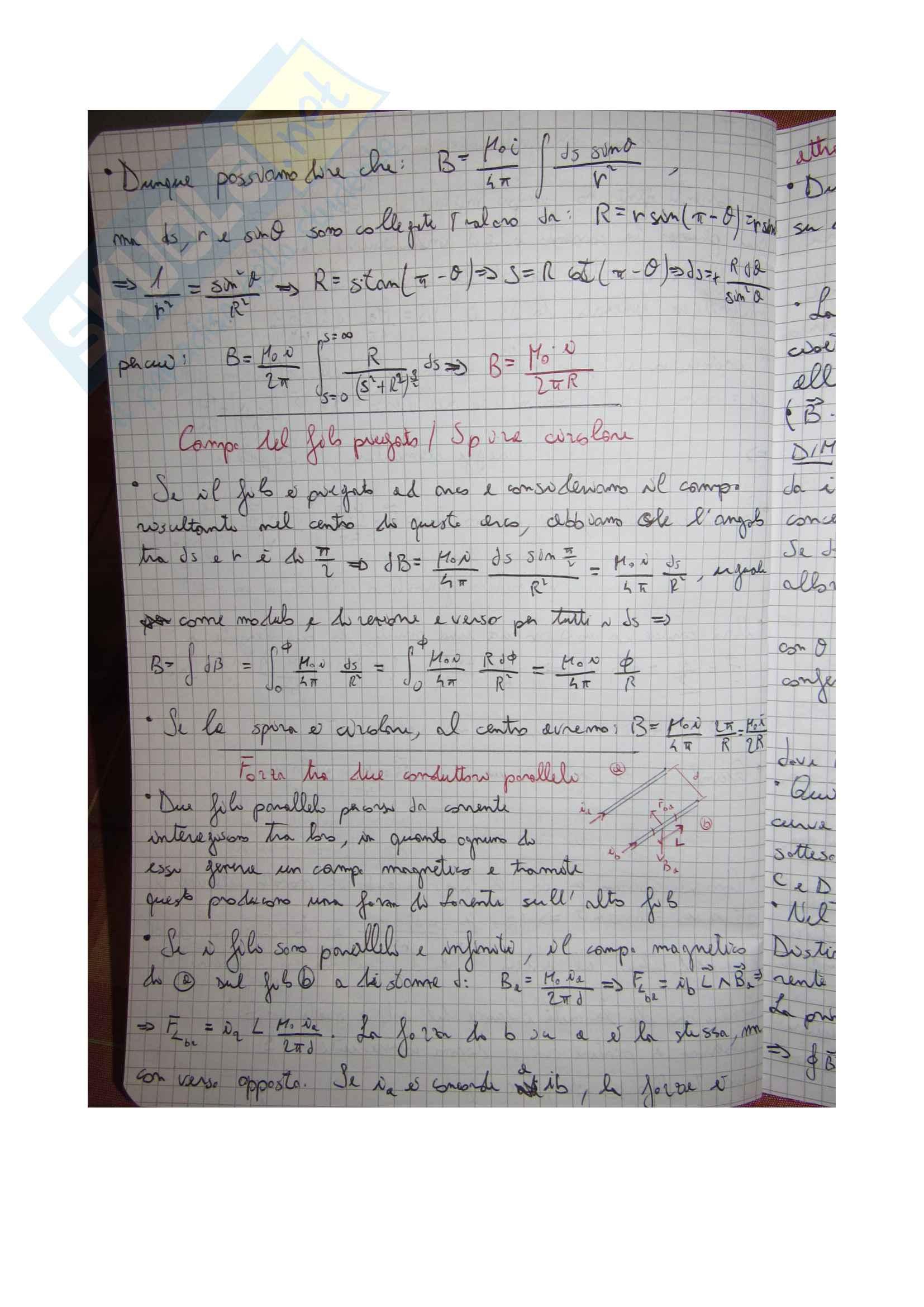 Fisica 2 prof. V. Berardi Pag. 46