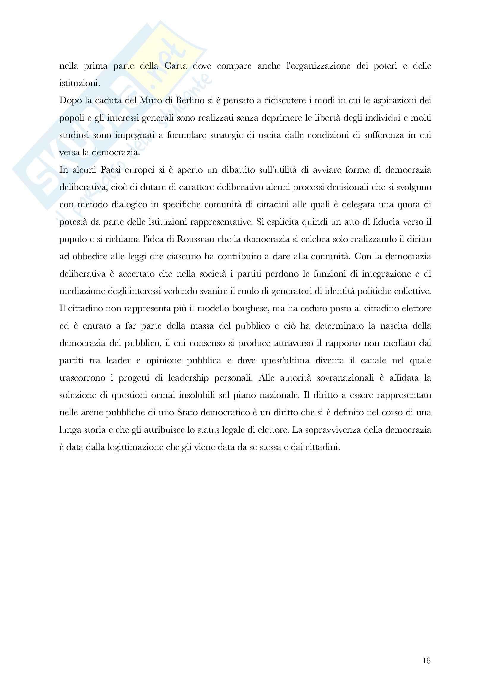 Riassunto esame Storia delle Dottrine Politiche, prof. Antonetti, libro consigliato La Politica e gli Stati, Gherardi Pag. 16