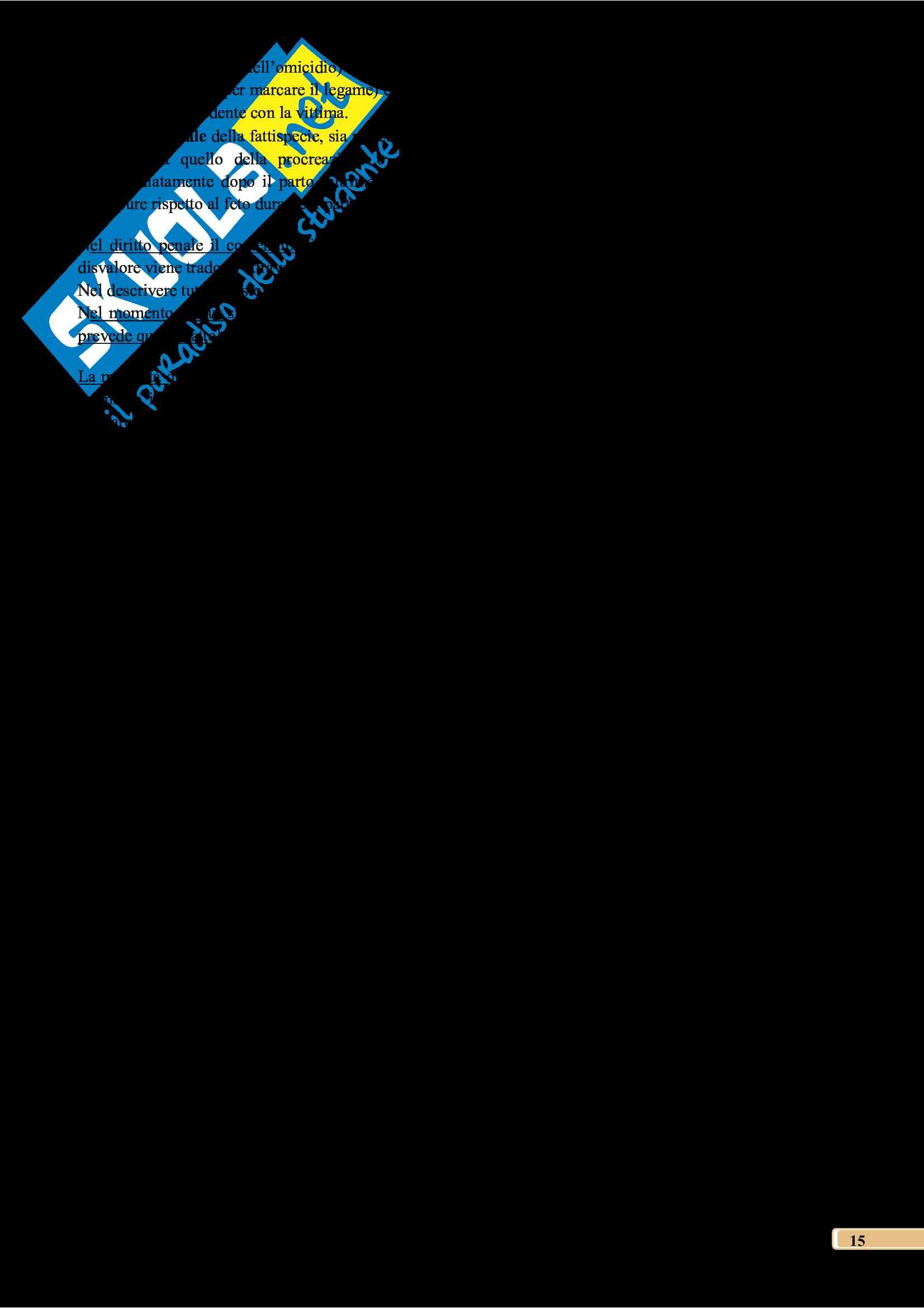 Riassunto esame di diritto penale, docente Bartoli, libro consigliato Corso di diritto penale, Parte Generale, Sesta edizione, Palazzo Pag. 16