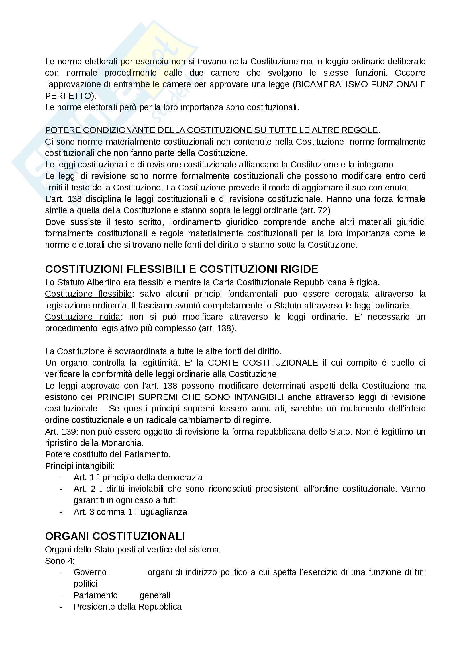 Lezioni di Diritto Pubblico Pag. 2