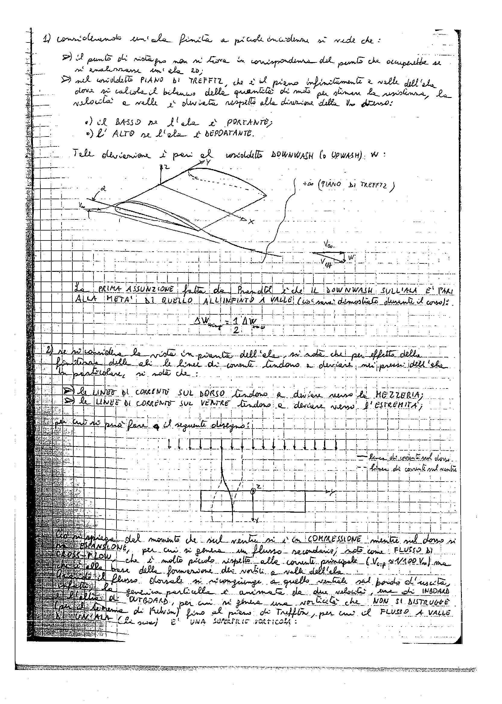 Aerodinamica degli aeromobili - Appunti Pag. 16