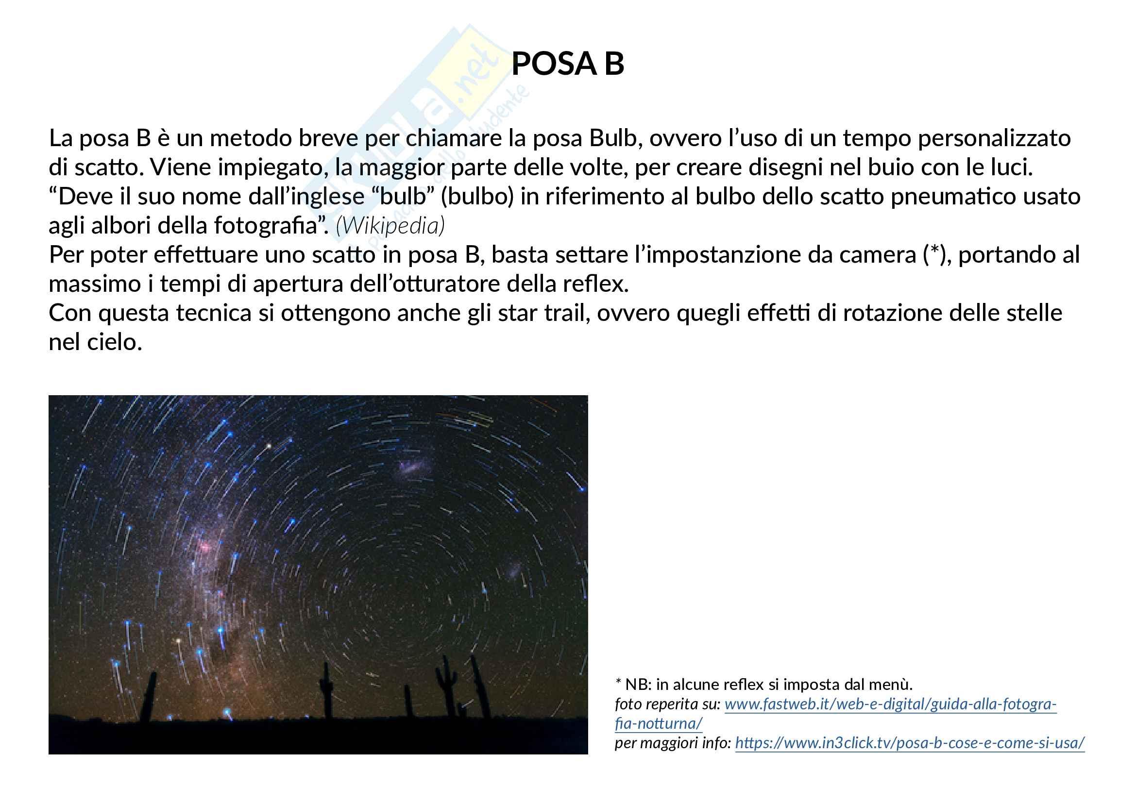 Tecniche compositive fotografiche, esame di fotografia di digital humanities Pag. 11