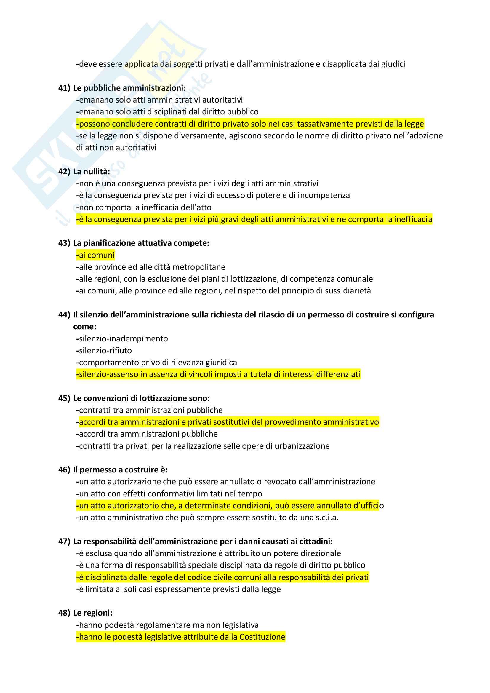 Diritto Urbanistico Pag. 51