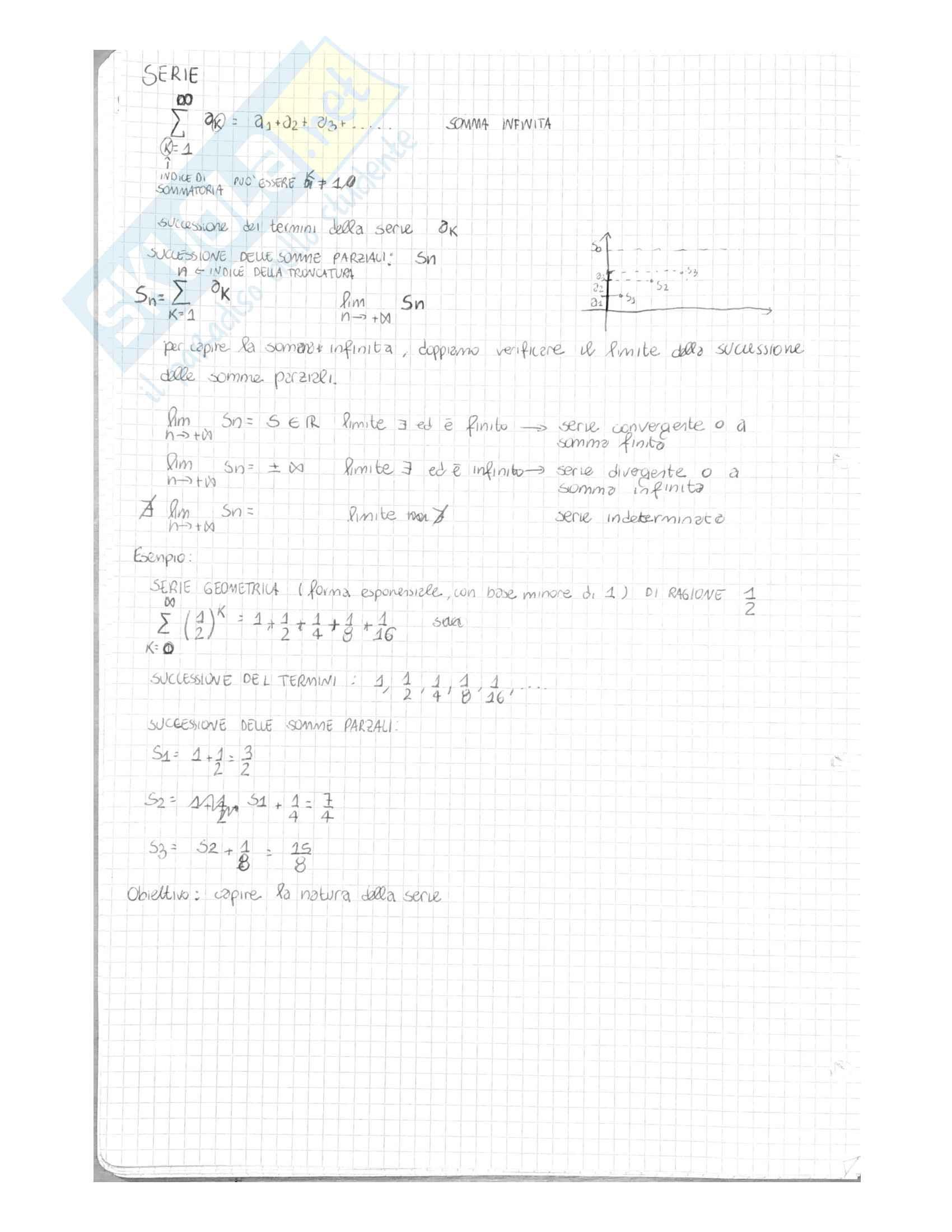 Calcolo 1 - Tutta la teoria ed esercizi Pag. 41