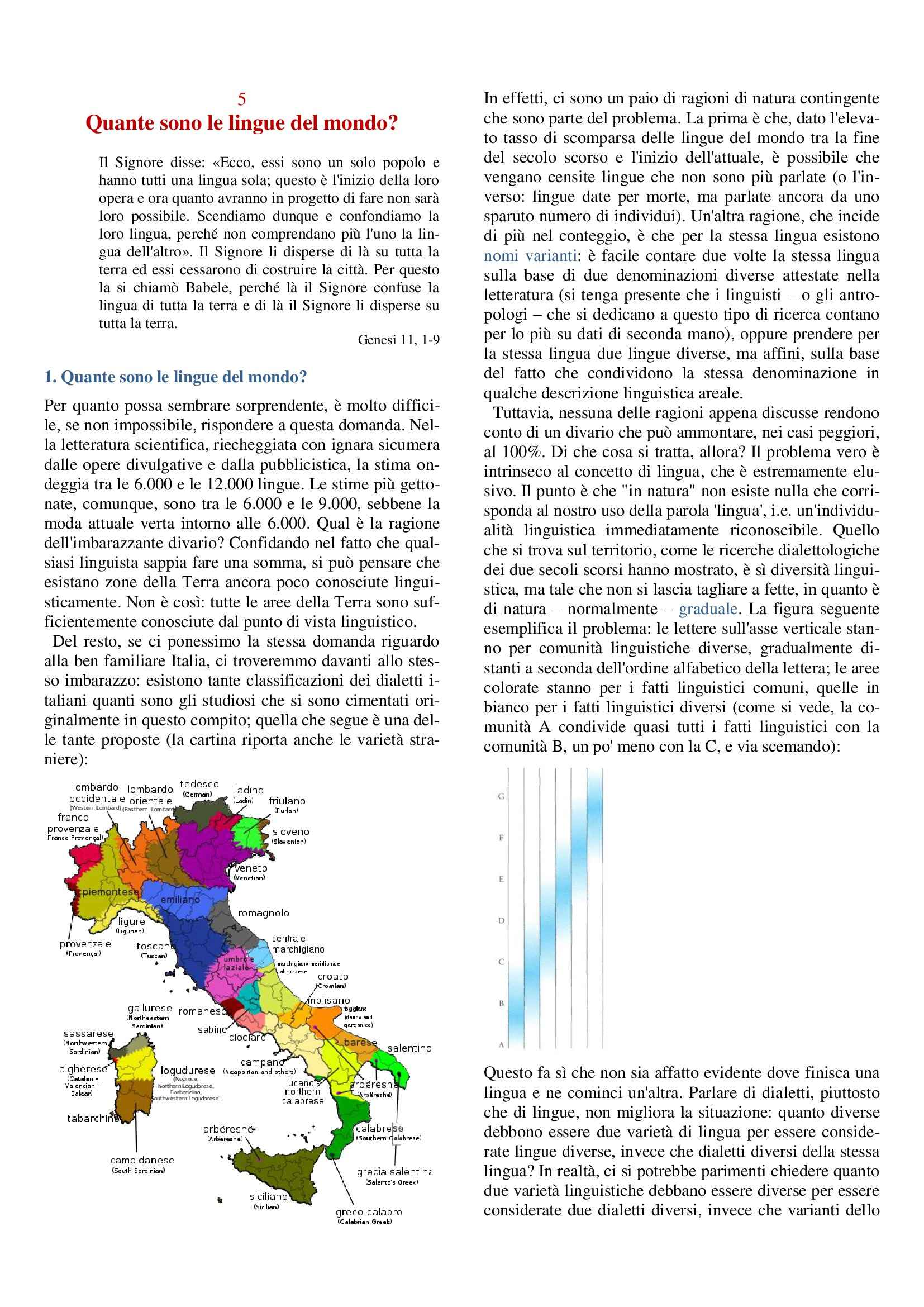 dispensa M. Svolacchia Linguistica e didattica dell'italiano