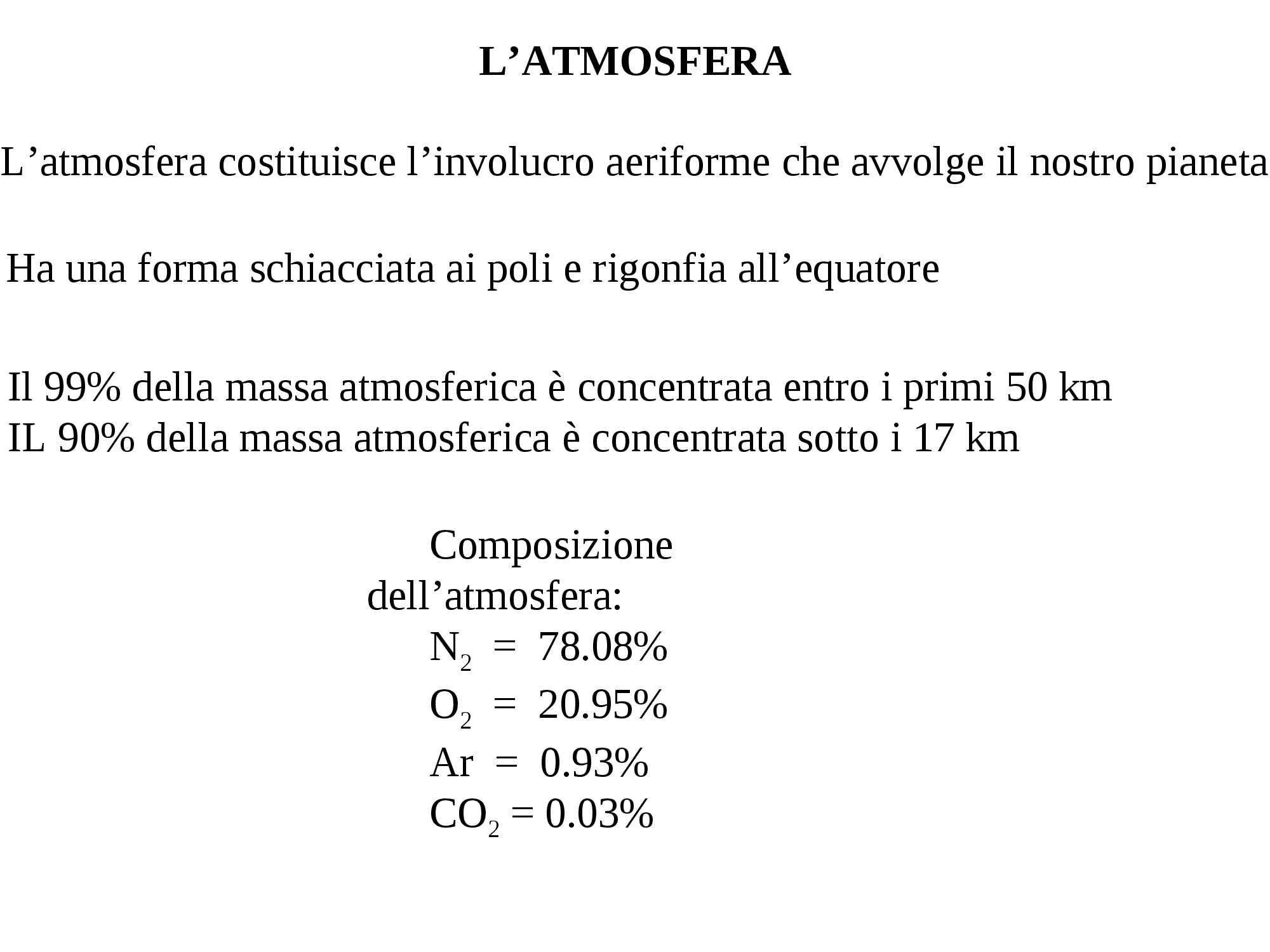 dispensa M. Marchetti Geografia Fisica