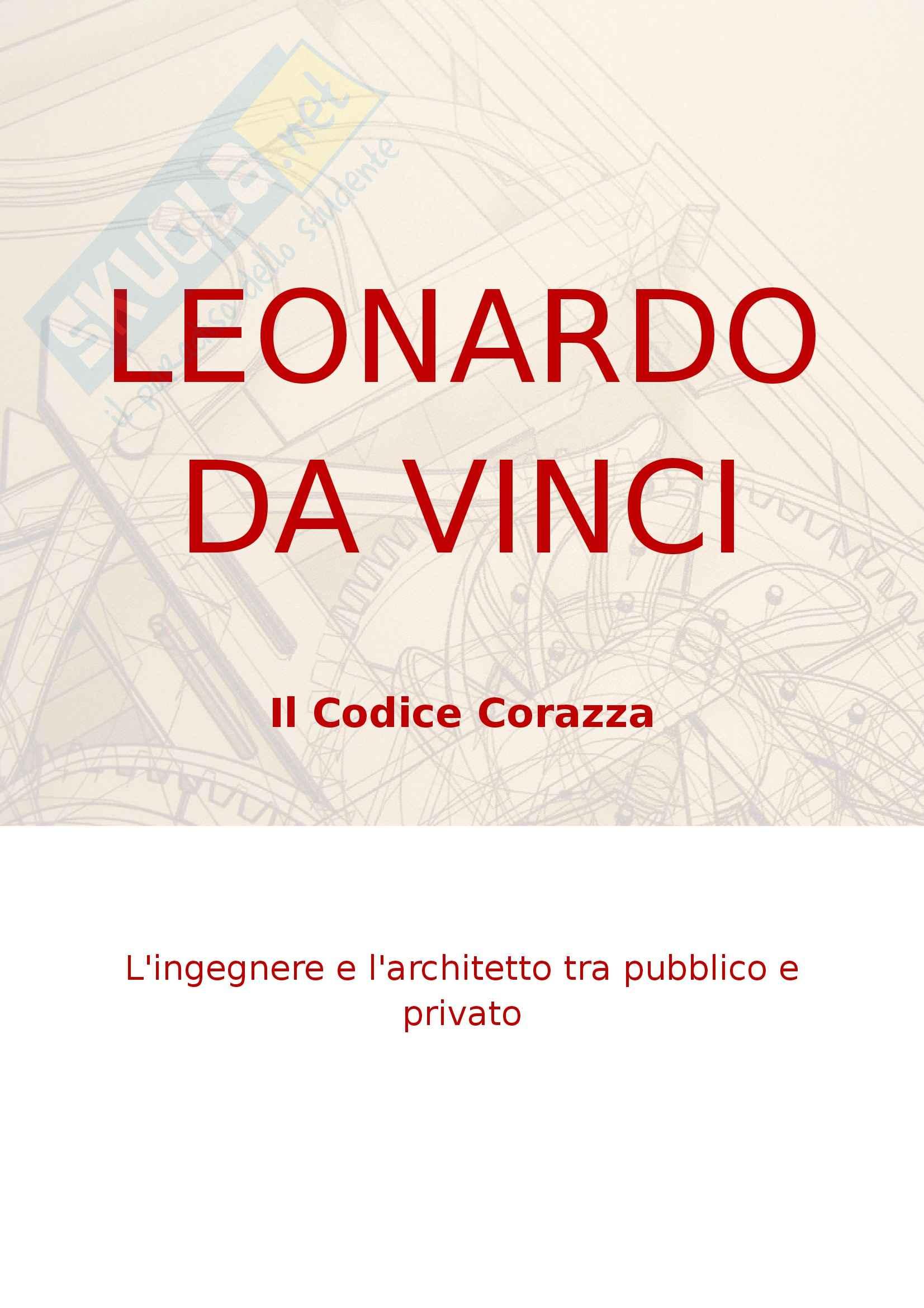 Codice Corazza - La differenza tra Architetto e Ingegnere