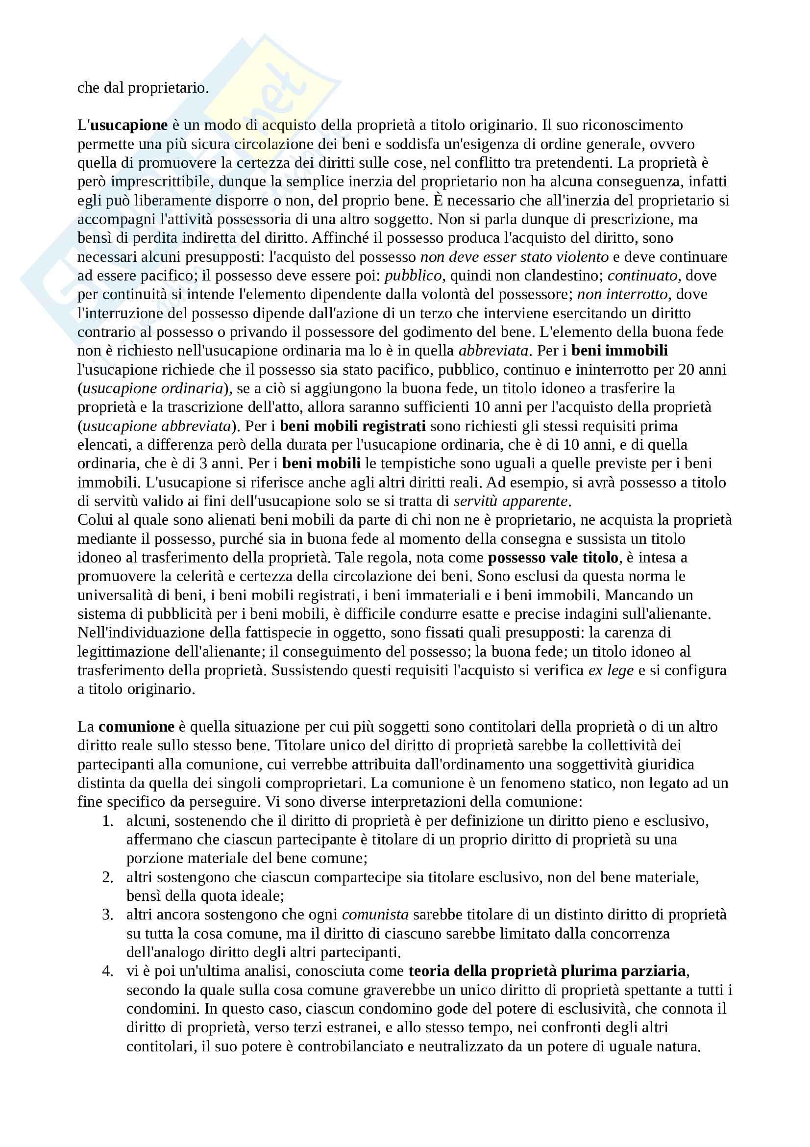 Diritto Privato Pag. 16