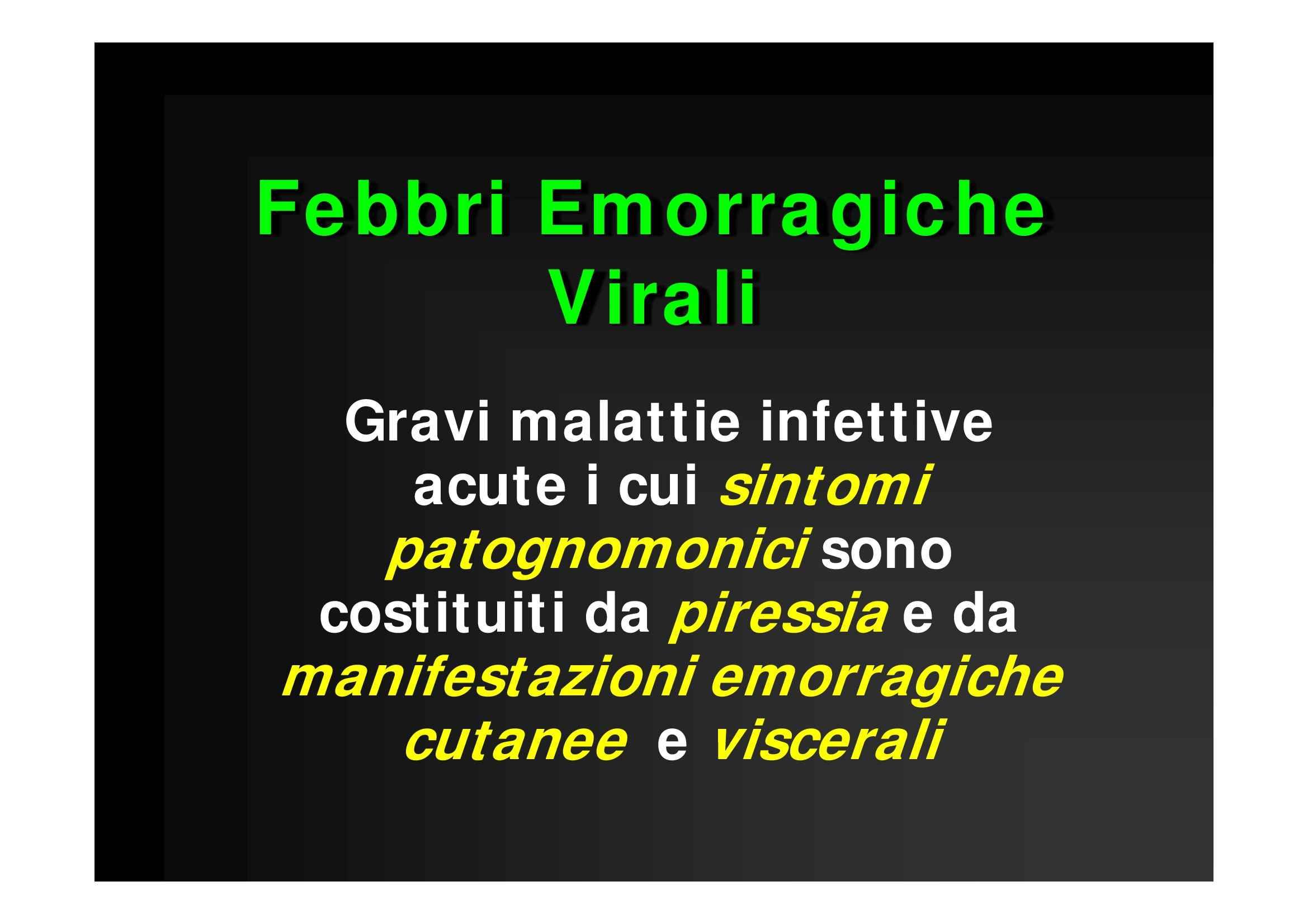 dispensa G. Stagni Malattie Infettive