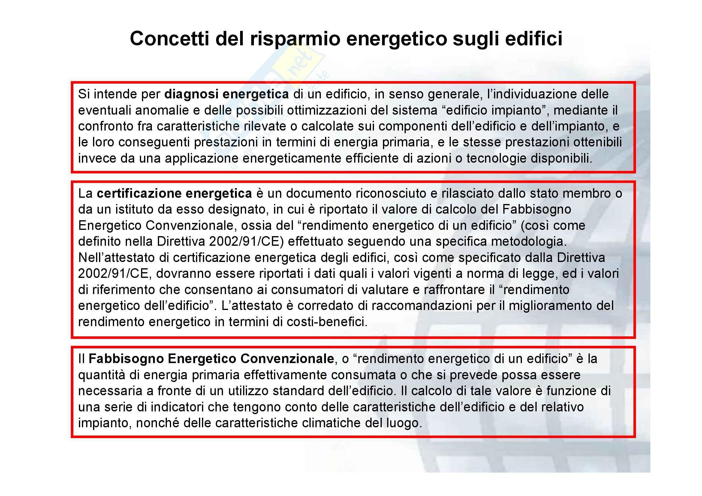 Energie rinnovabili e risparmio energetico Pag. 6