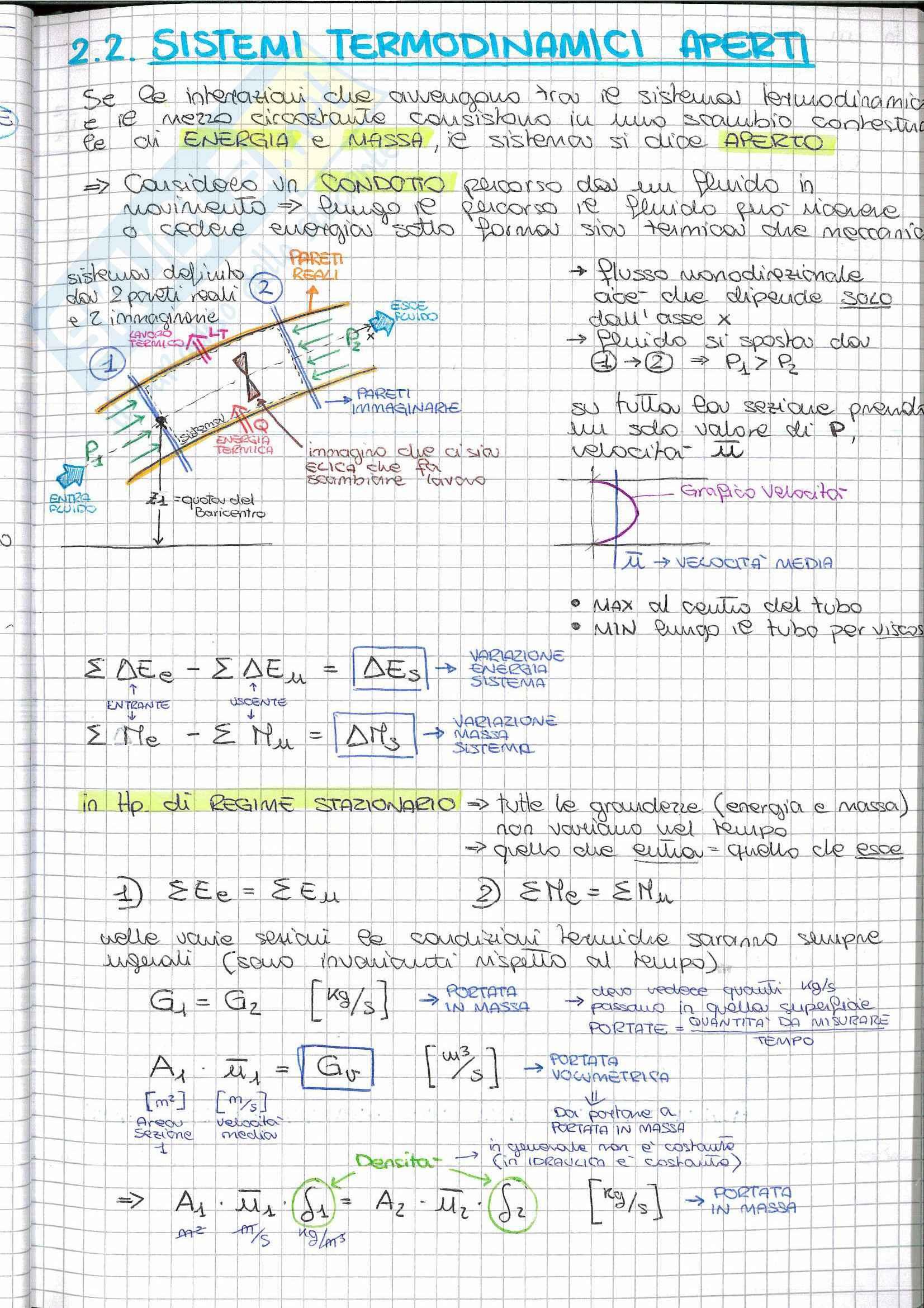 Riassunto esame Fisica Tecnica Ambientale, libro consigliato Fisica Tecnica Ambientale. Termodinamica, Moncada, lo Giudice: termodinamica Pag. 26