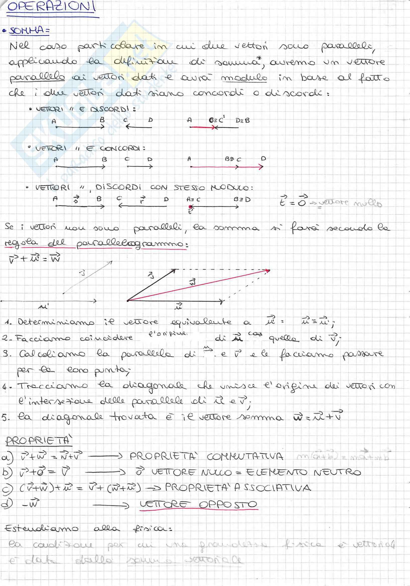 Appunti di Fisica Generale, Prof. Spitaleri, completo Pag. 2