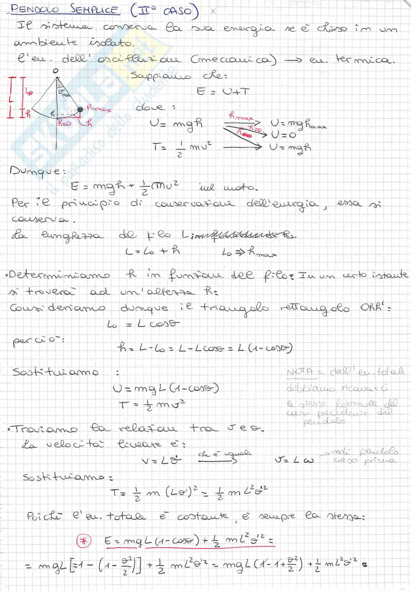 Appunti di Fisica Generale, Prof. Spitaleri, completo Pag. 46