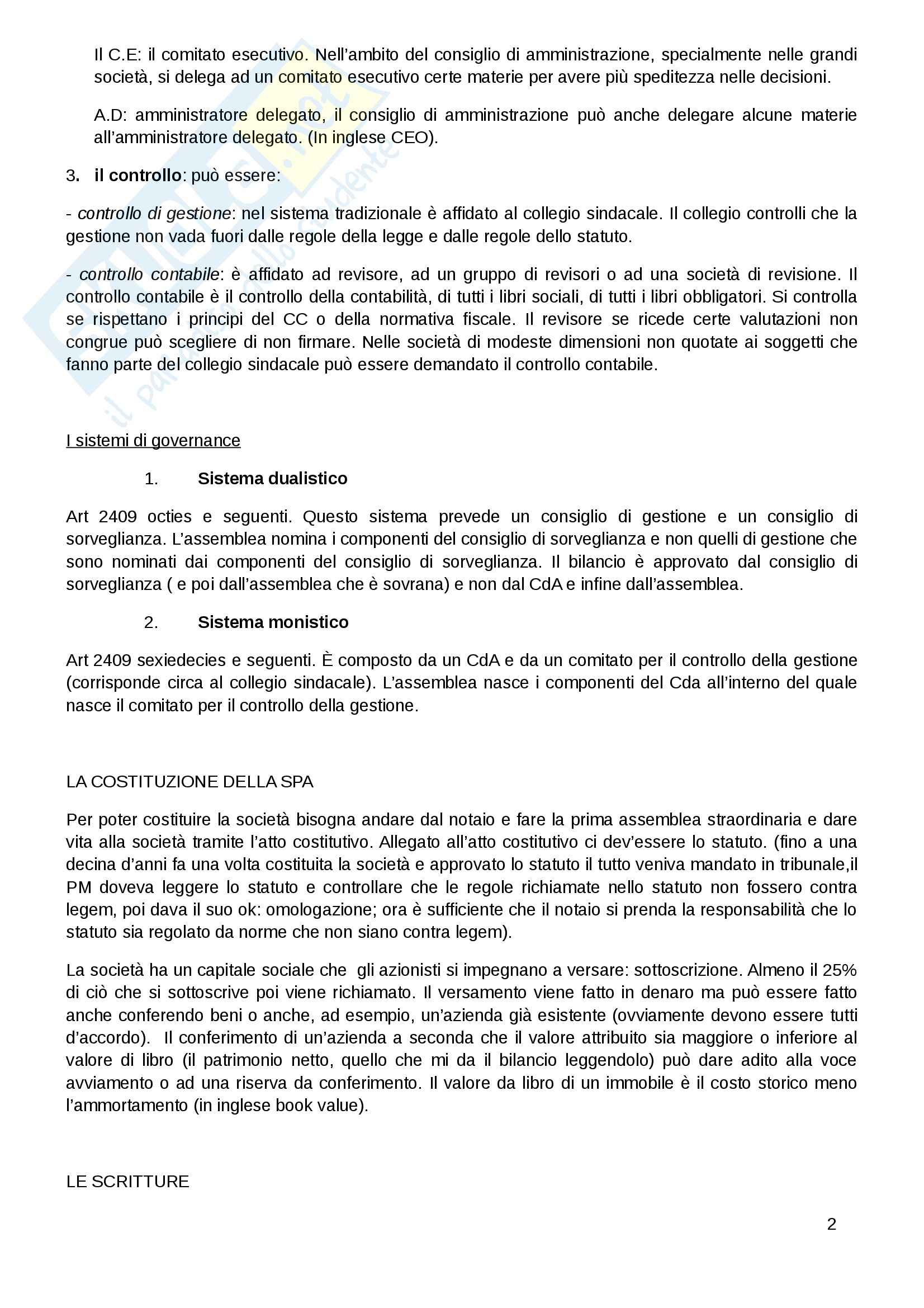 Ragioneria applicata Pag. 2