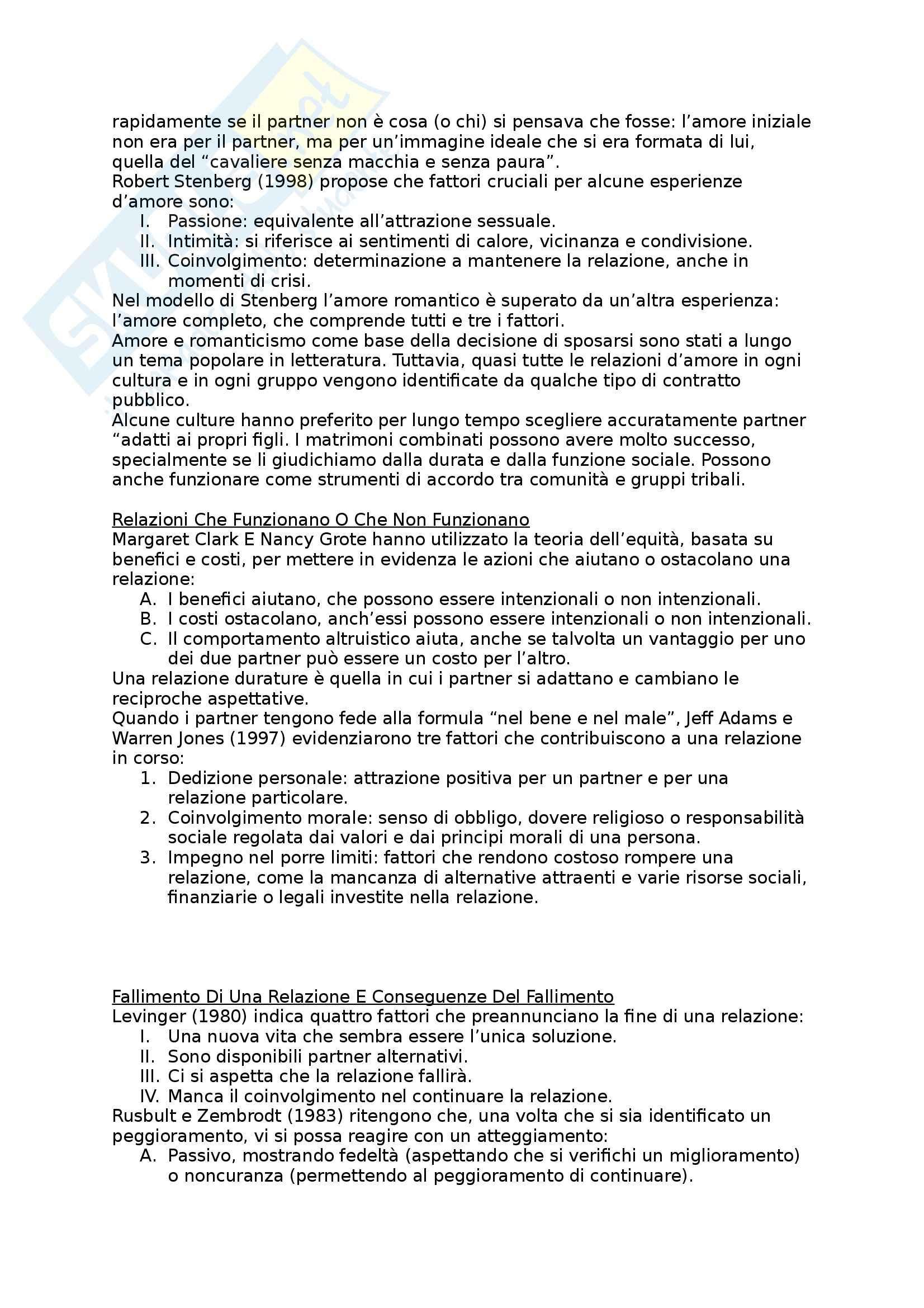 Riassunto esame Psicologia Sociale, prof. Mannarini, libro consigliato Psicologia Sociale, Teorie e Applicazioni, Hogg, Vaughan Pag. 41
