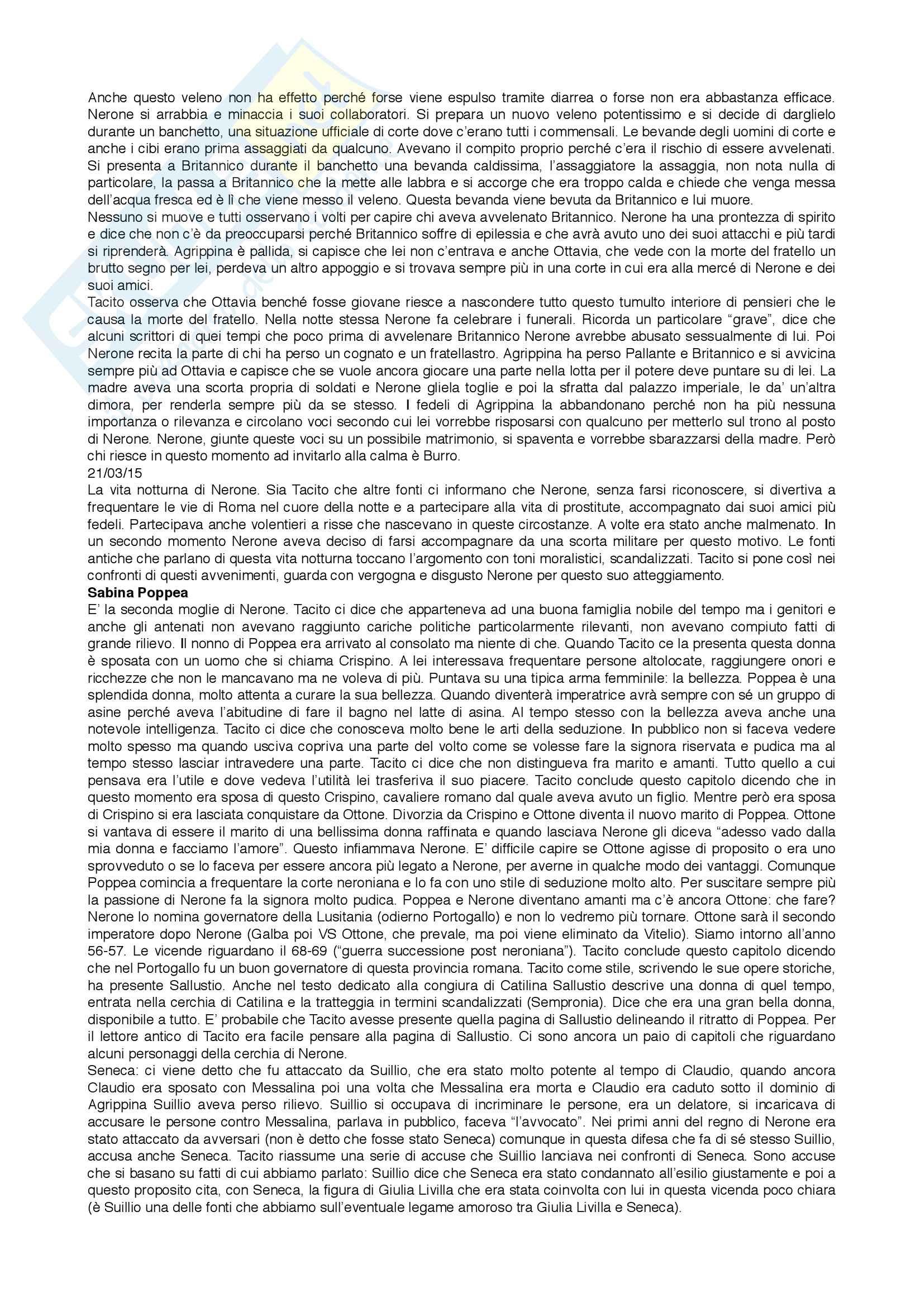 Appunti di letteratura del mondo classico Pag. 41