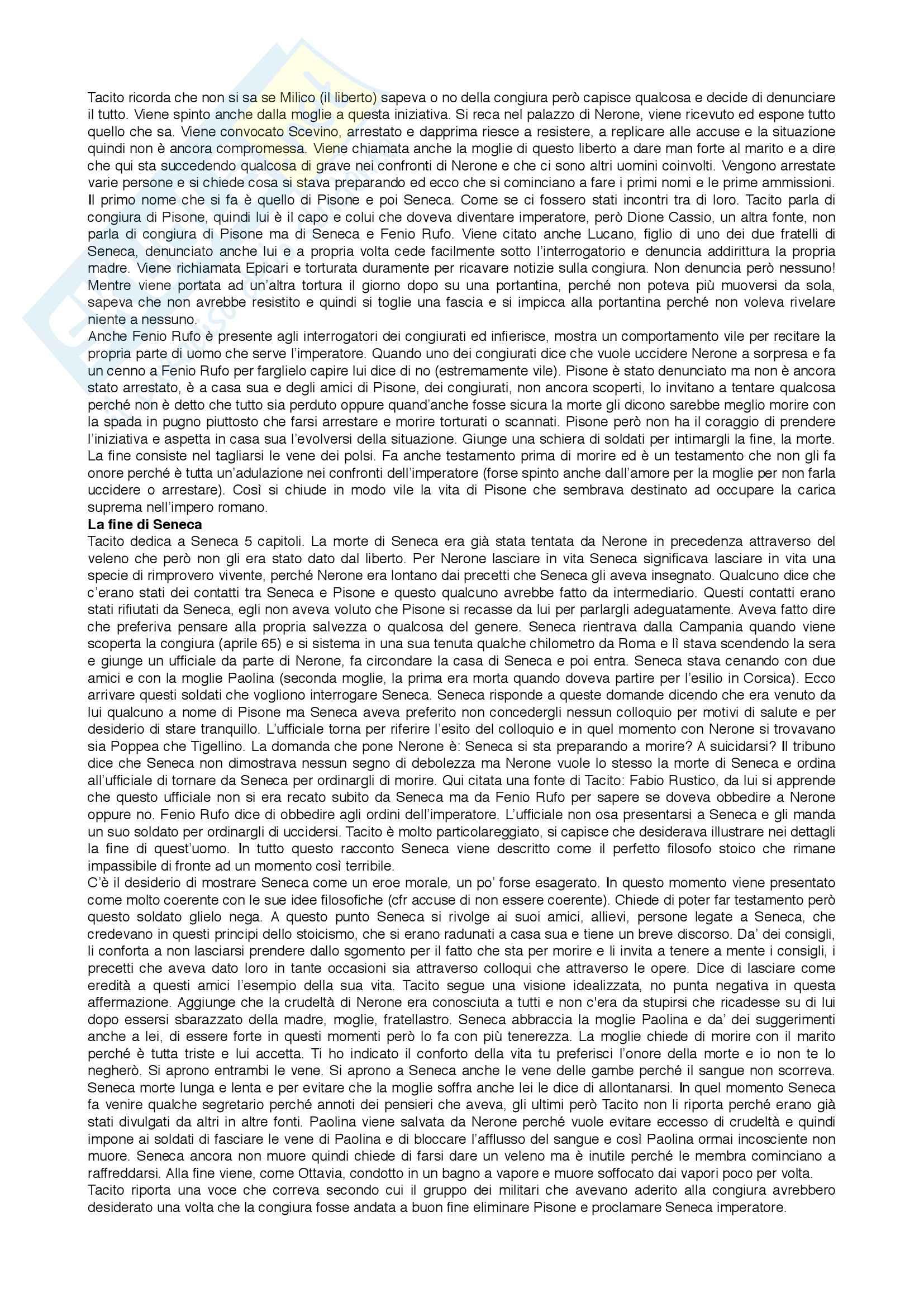 Appunti di letteratura del mondo classico Pag. 51