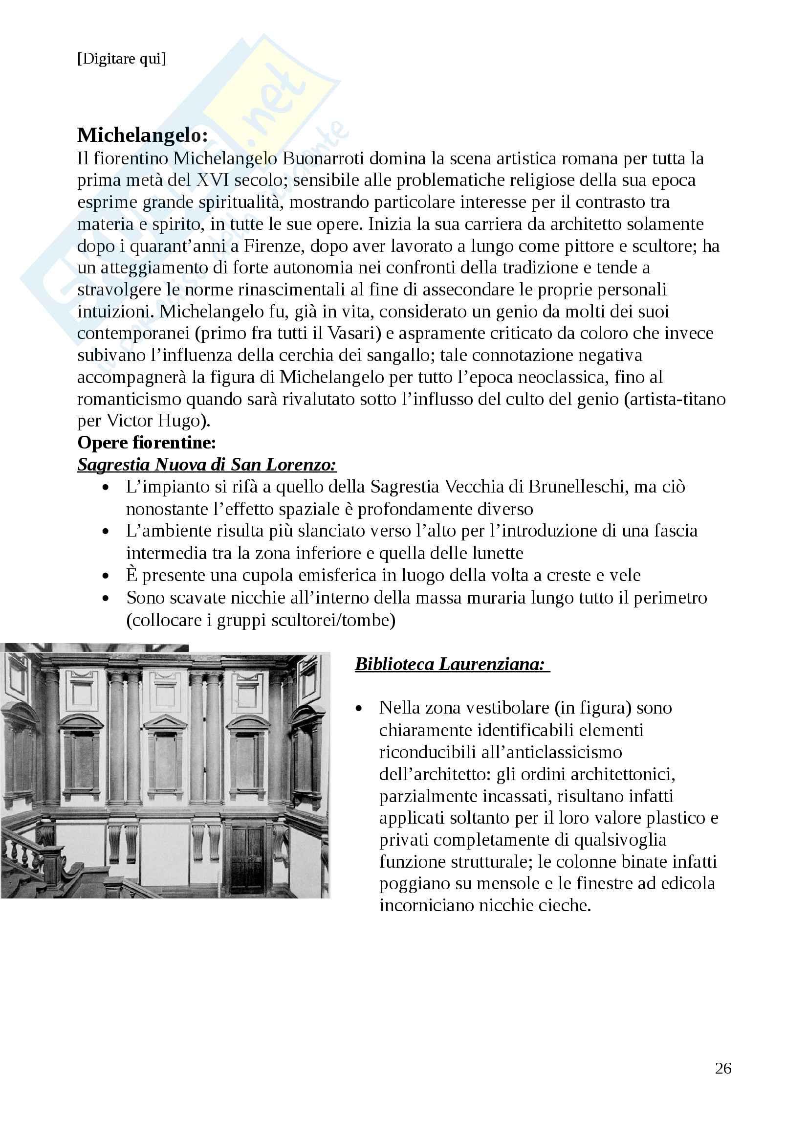Storia dell'architettura dal 400 al 700 Pag. 26