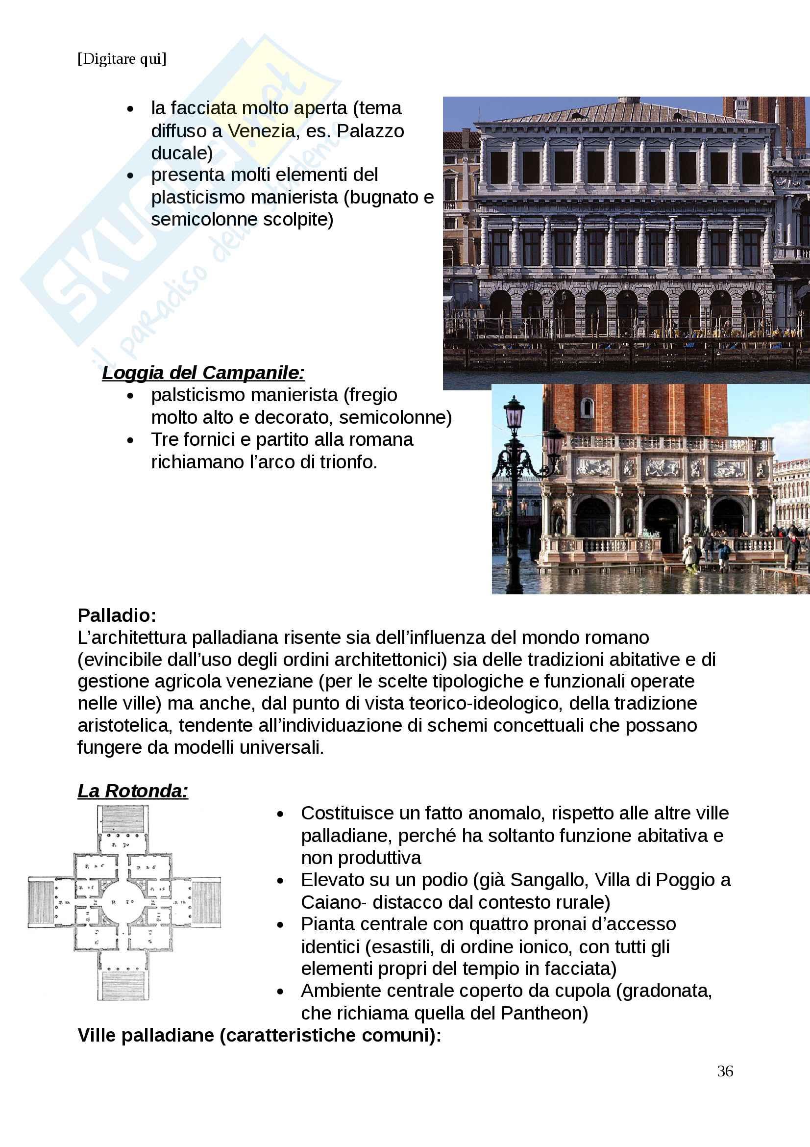 Storia dell'architettura dal 400 al 700 Pag. 36