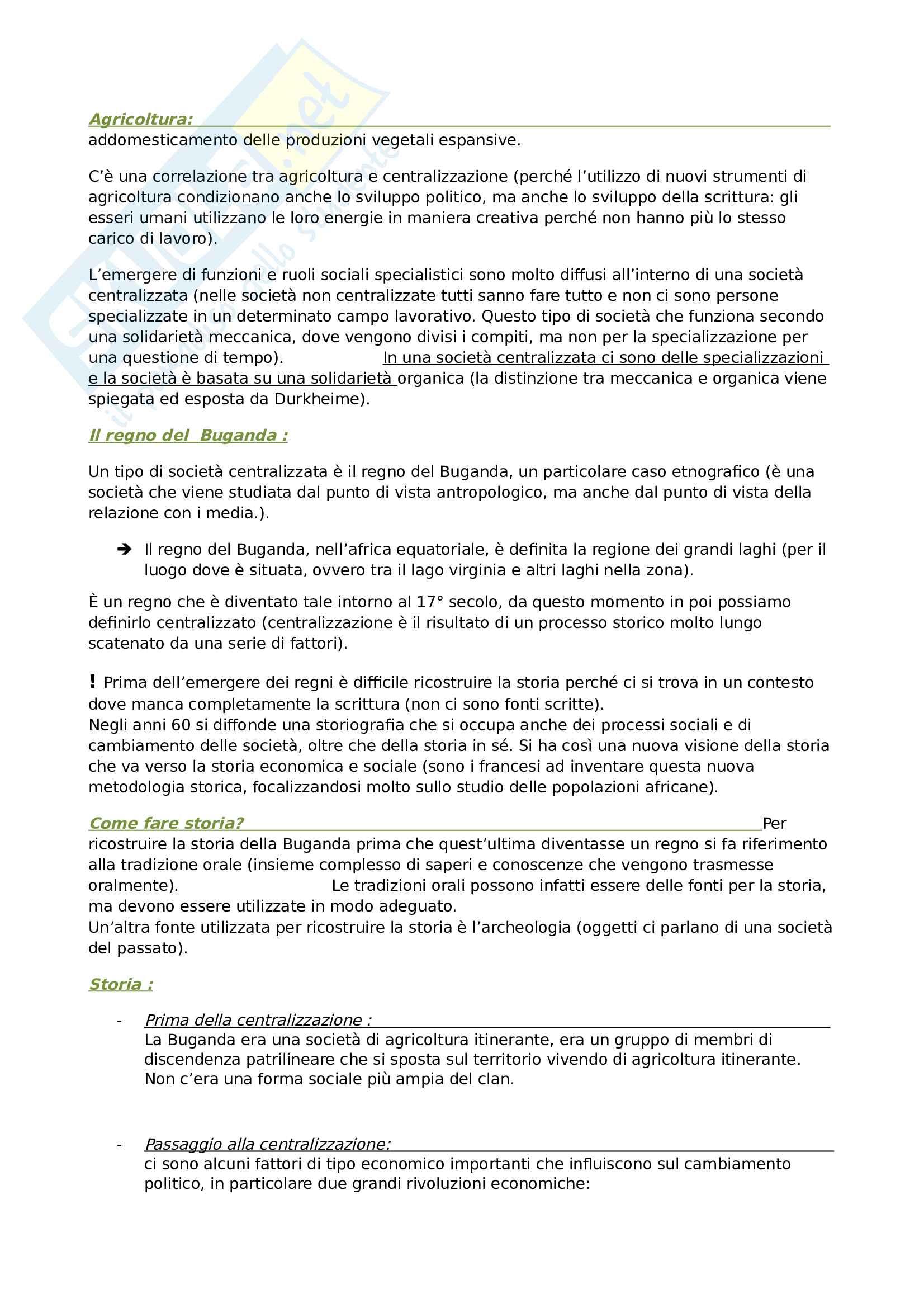 Appunti completi antropologia dei media Pag. 21
