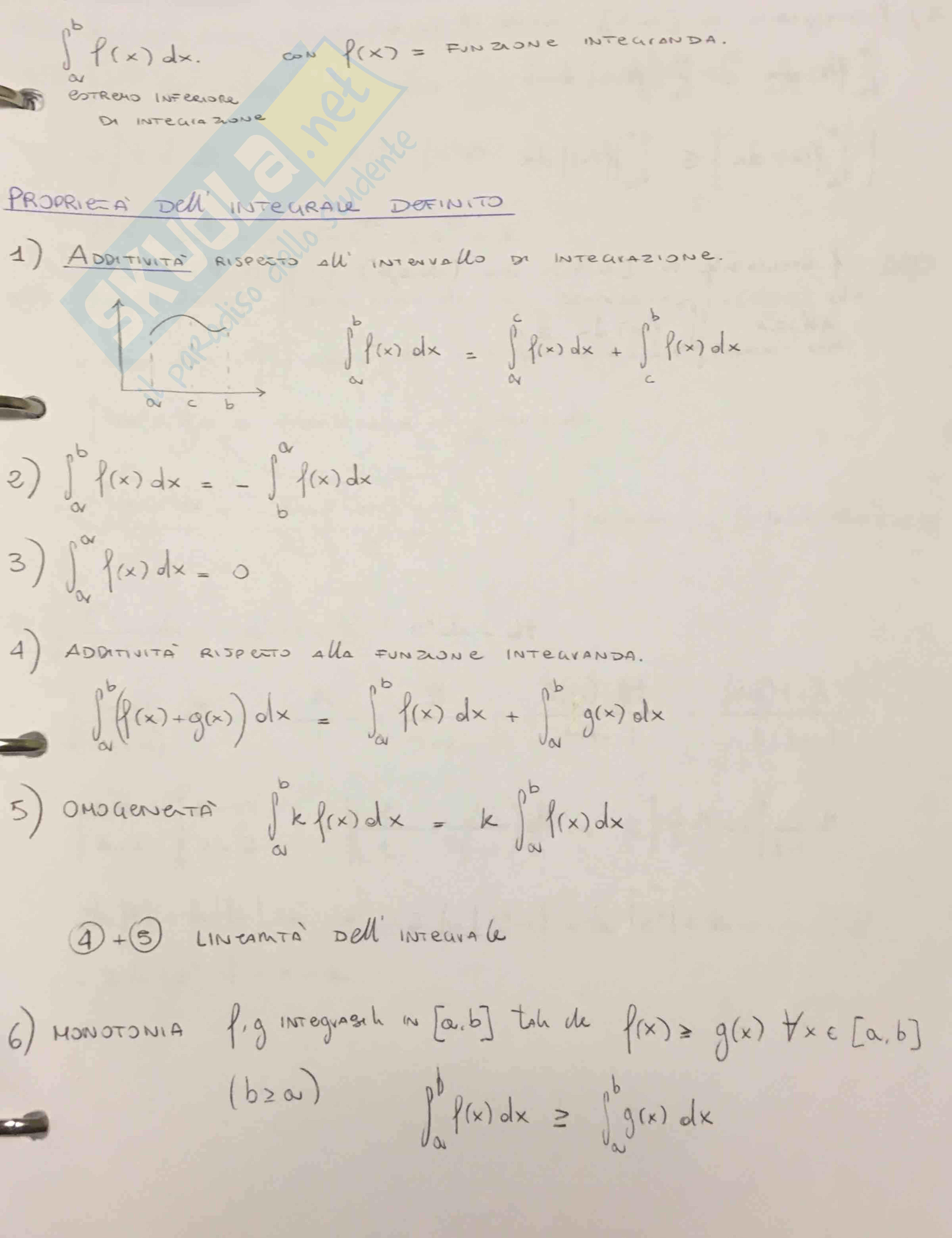 Appunti primo parziale matematica finanziaria (anno 1) - Bocconi Pag. 11
