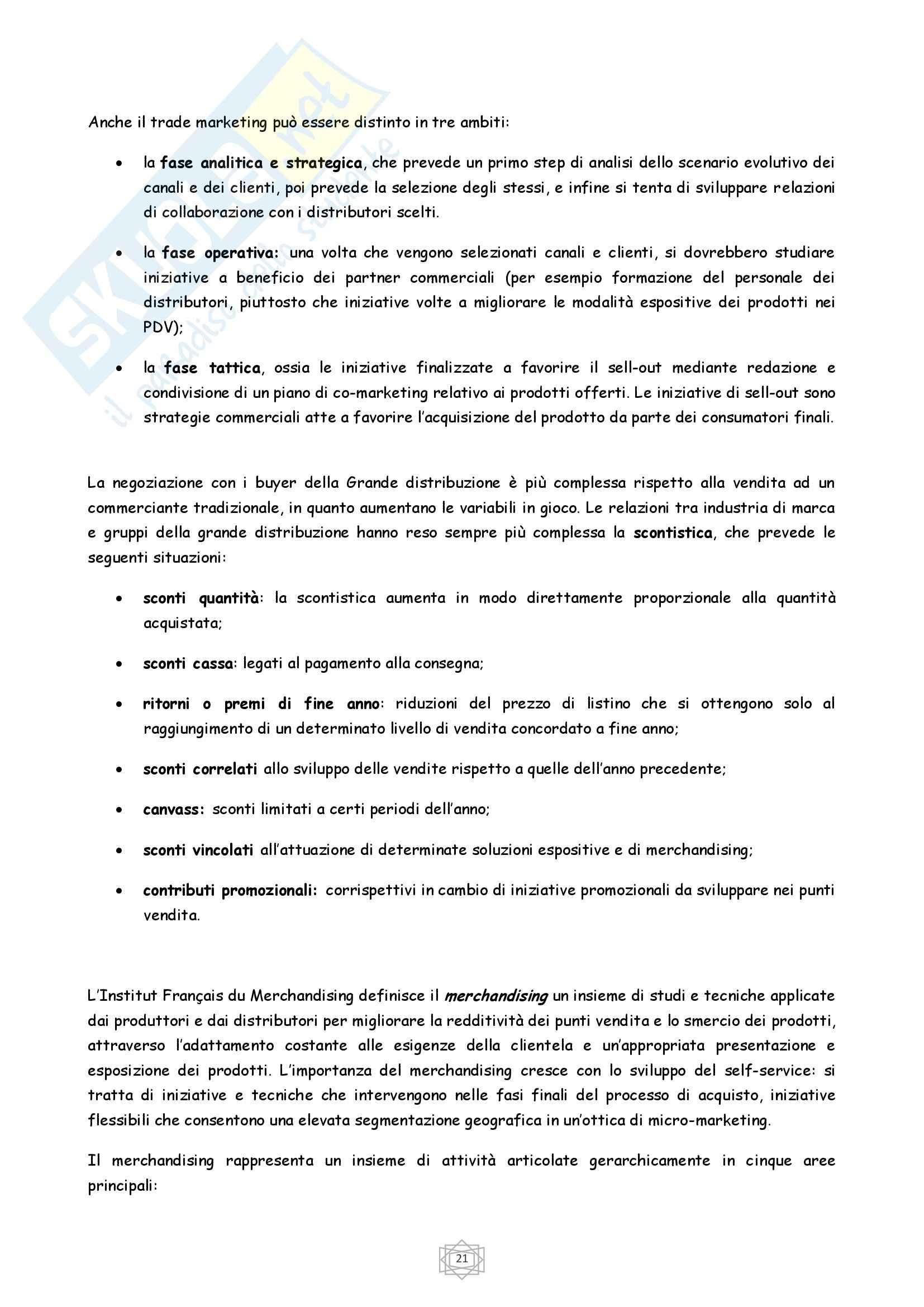 Riassunto esame Economia, prof. Porcheddu, libro consigliato Economia e Gestione delle Imprese, Volpato Pag. 21