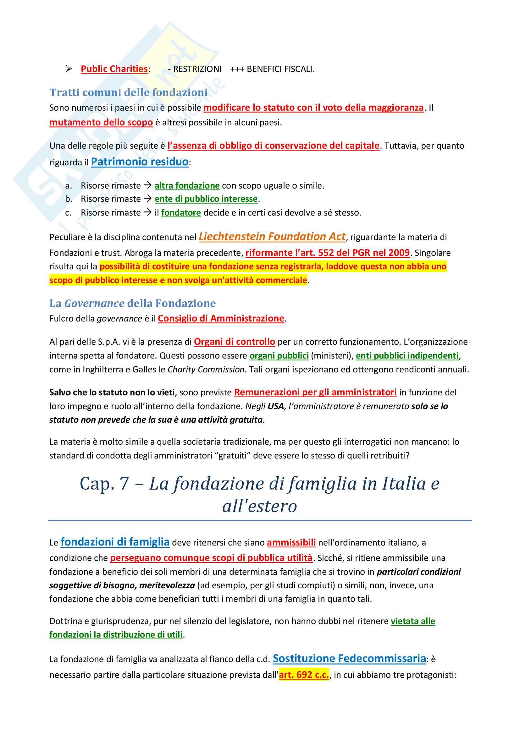 Riassunto esame Sistemi giuridici comparati - MZ - Prof. A. Fusaro, libri consigliati Gambaro, Sacco, e Tendenze del diritto privato in prospettiva comparatistica, Saggi Pag. 56