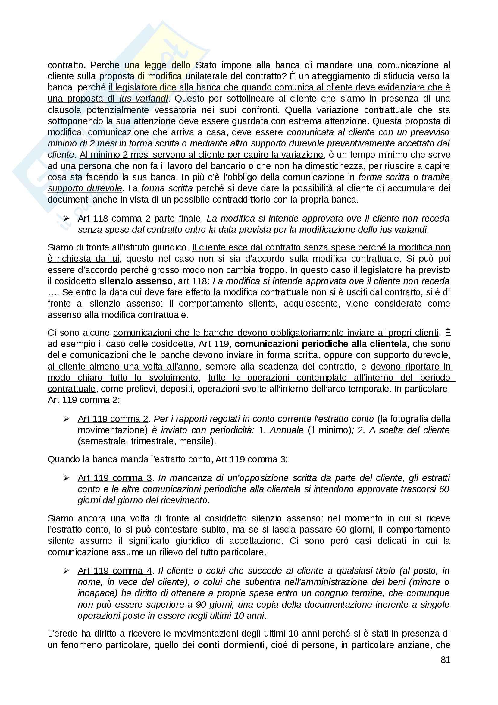 Diritto Pubblico dell'Economia Pag. 81