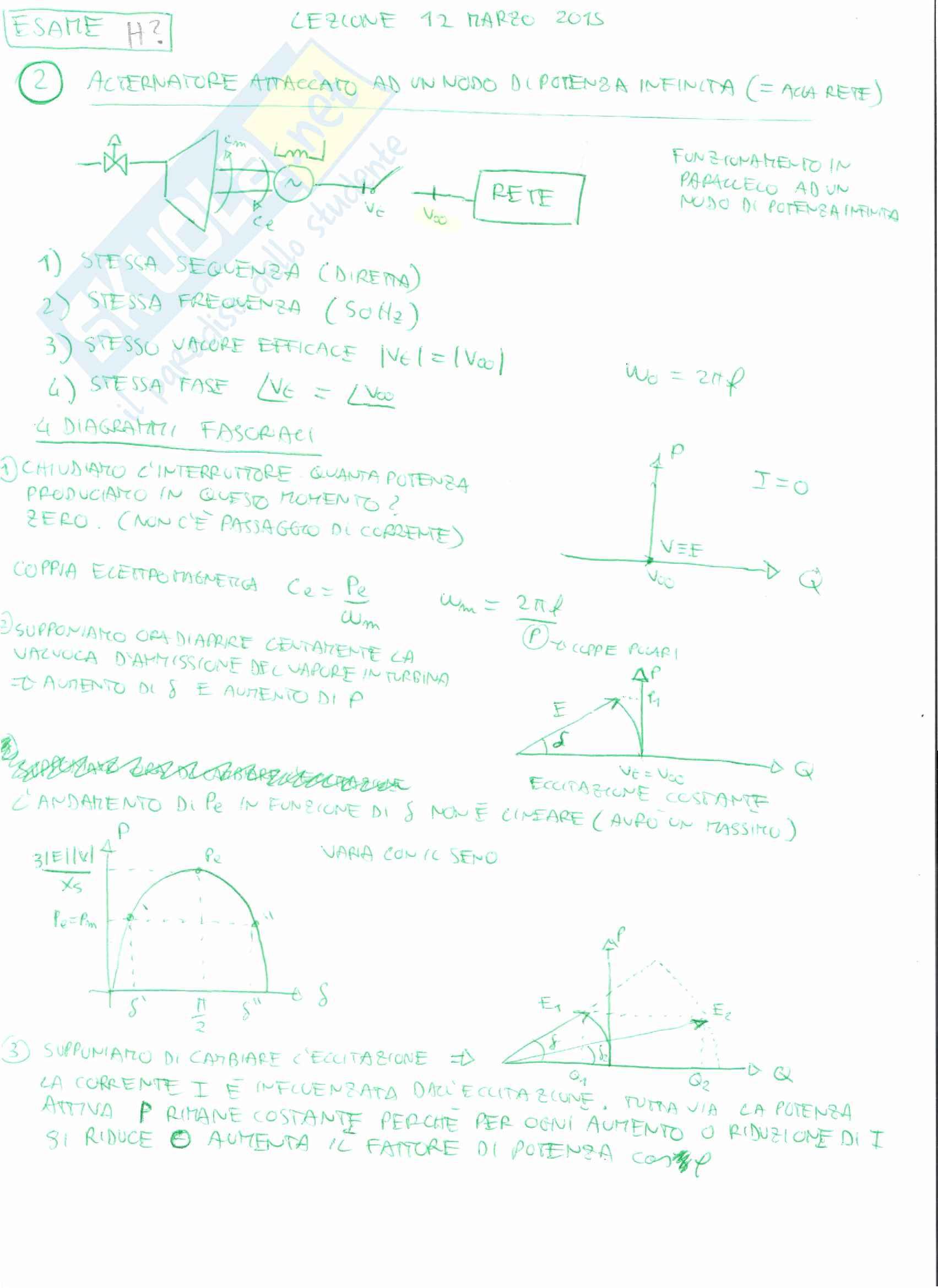 Simulazione d'esame di Sistemi di Produzione e Conversione dell'Energia Elettrica T Pag. 31