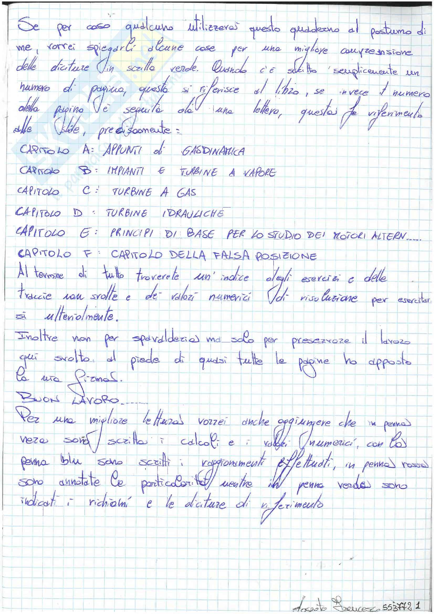 Tracce di Seimafi Pag. 1