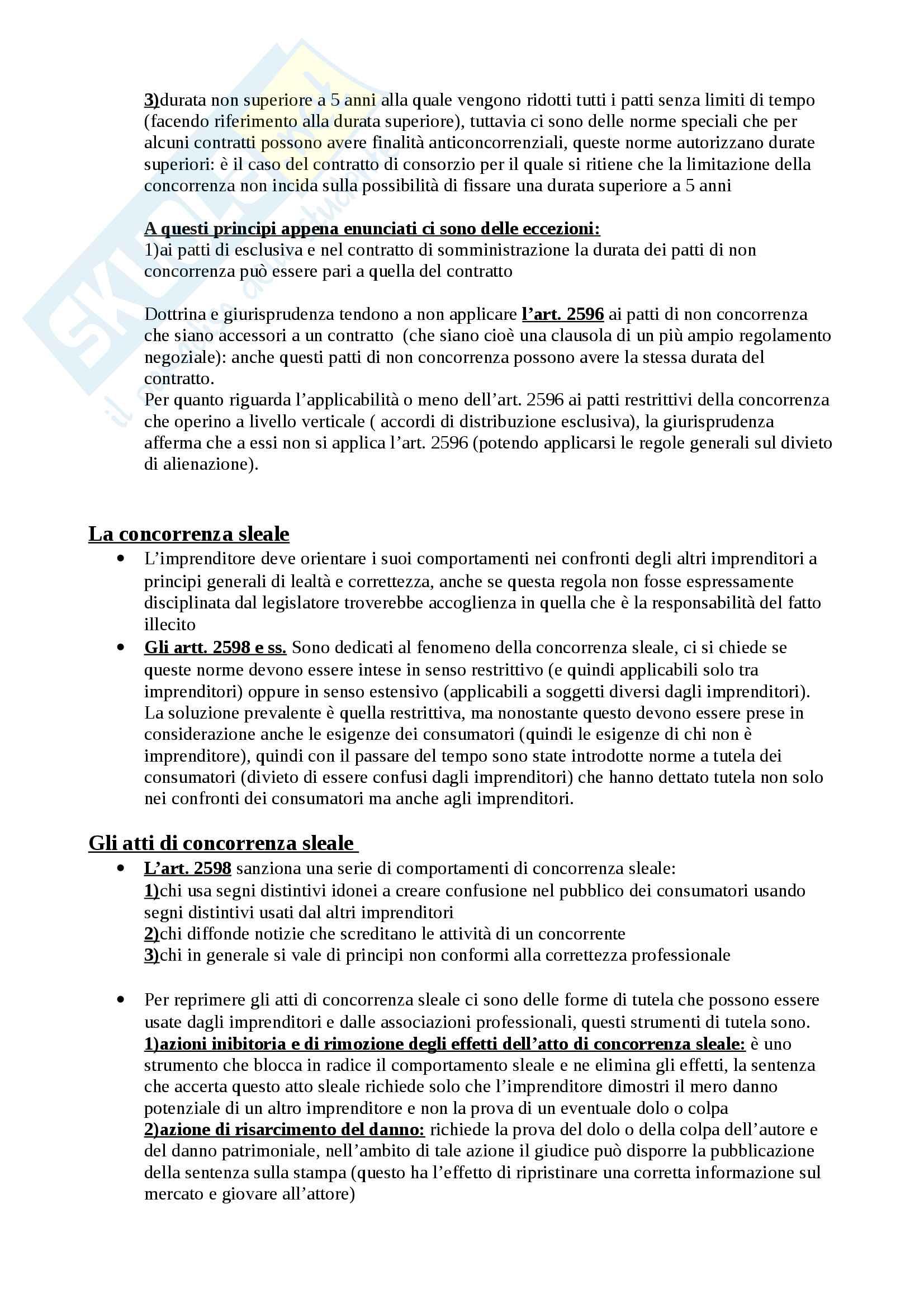 Schemi diritto commerciale Pag. 26