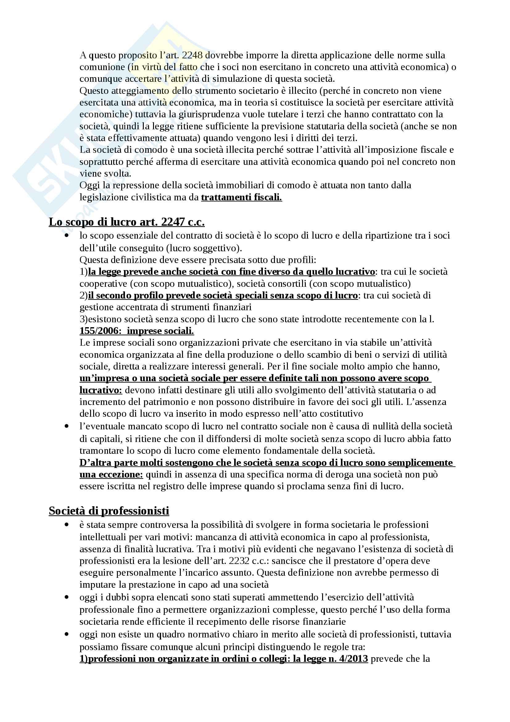 Schemi diritto commerciale Pag. 31