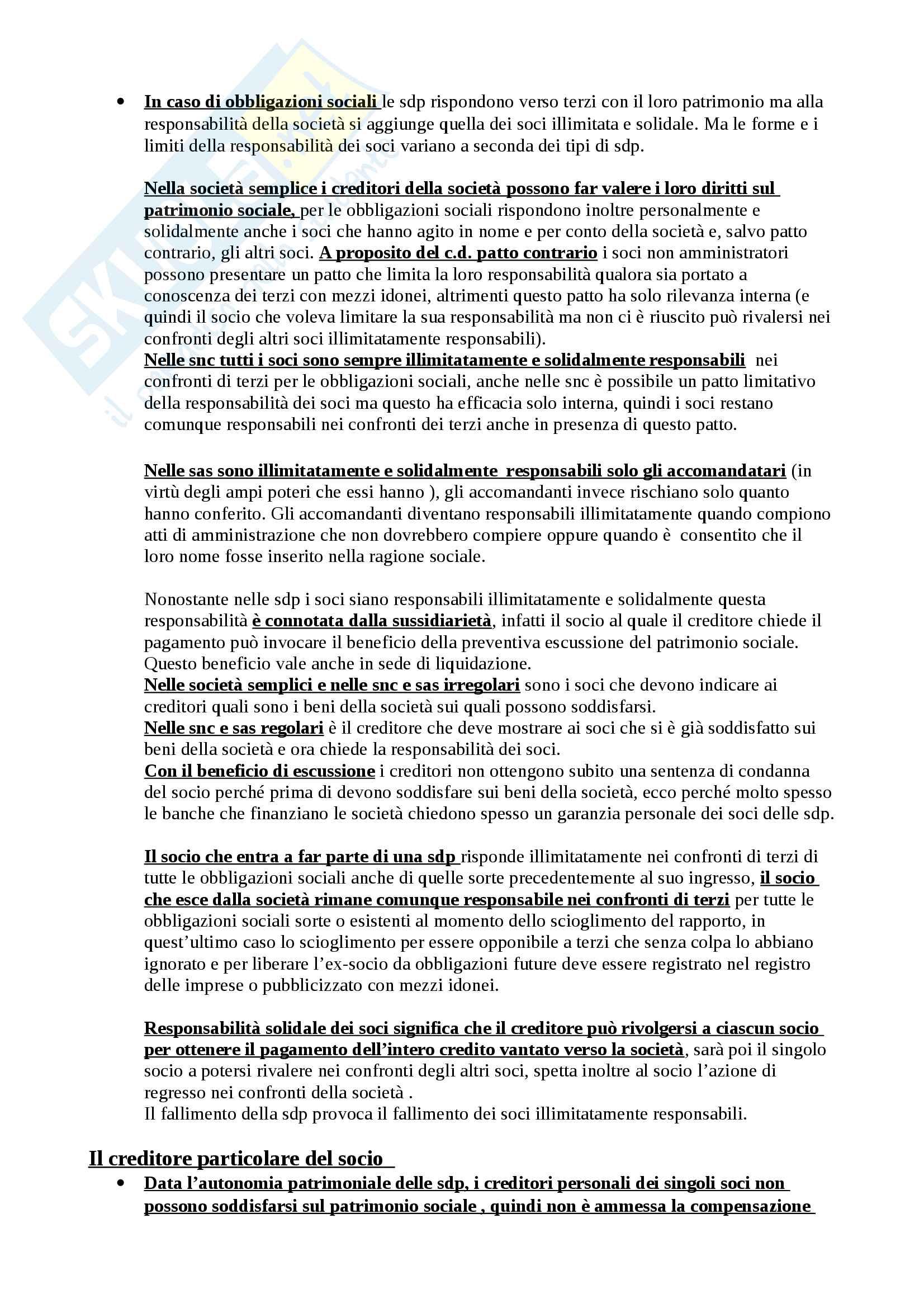 Schemi diritto commerciale Pag. 41