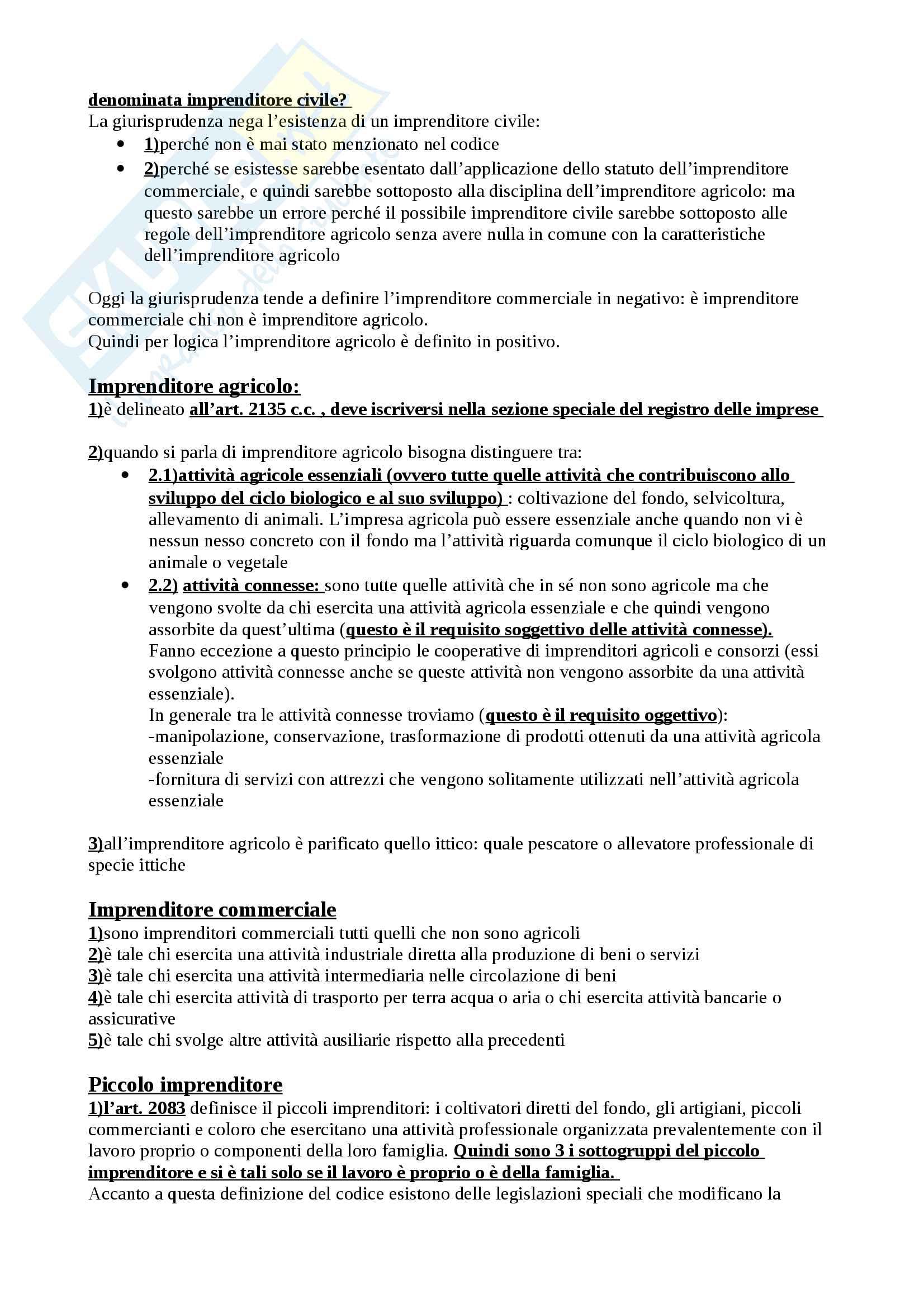 Schemi diritto commerciale Pag. 6
