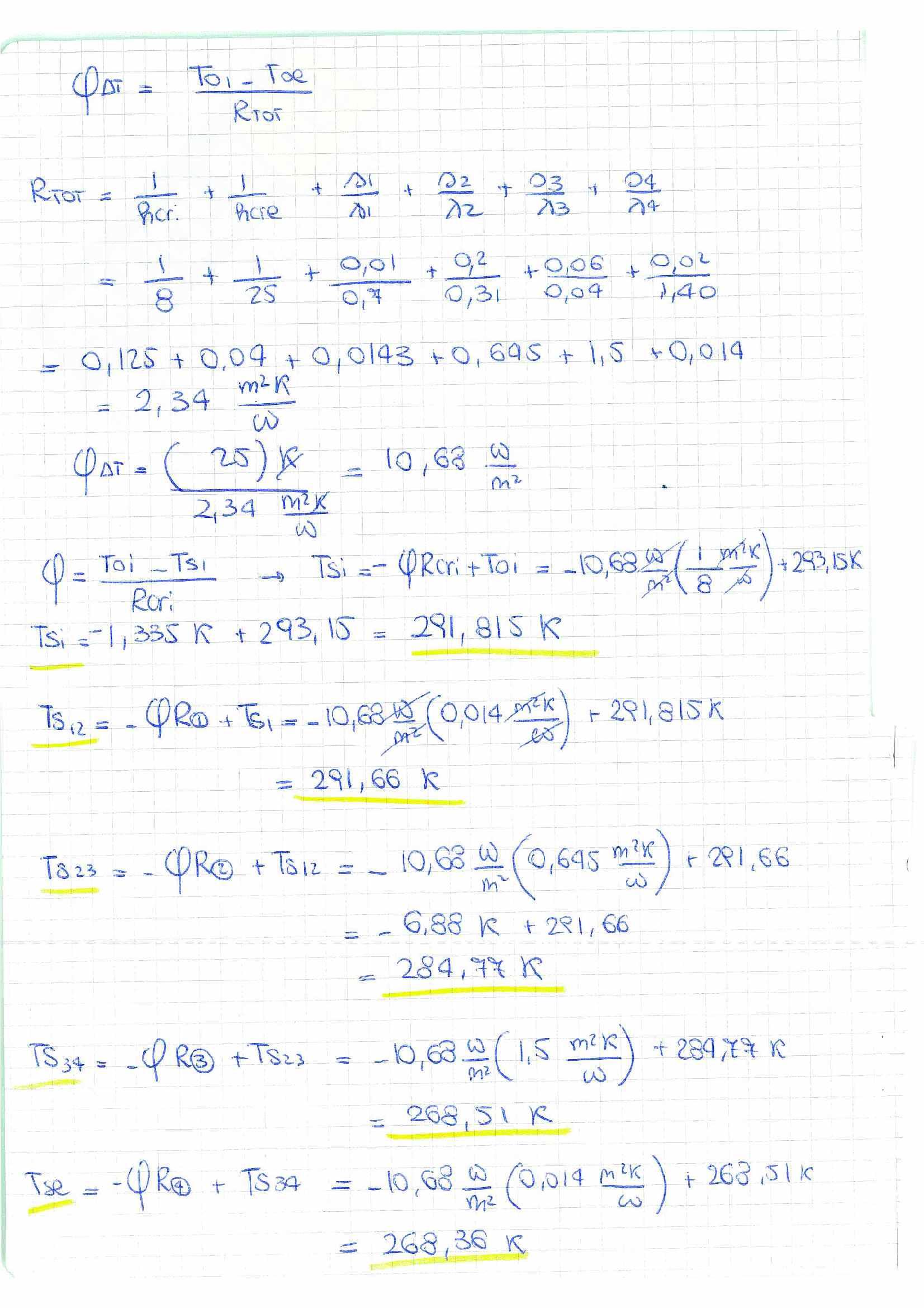 Temi d'esame svolti - Fisica dell'edificio Pag. 6