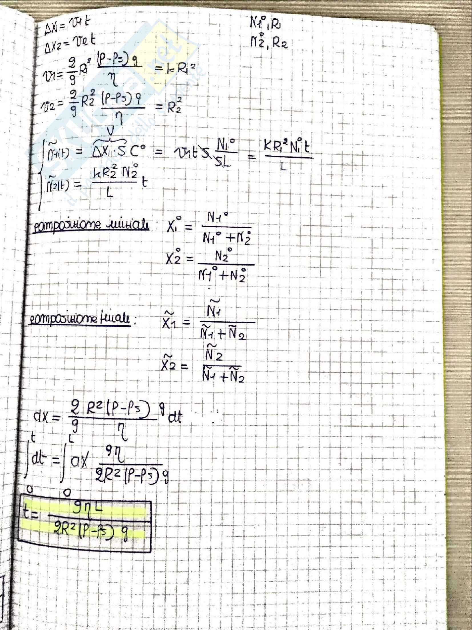 Esercizi Biomateriali - Prof. Lazzeri Pag. 51