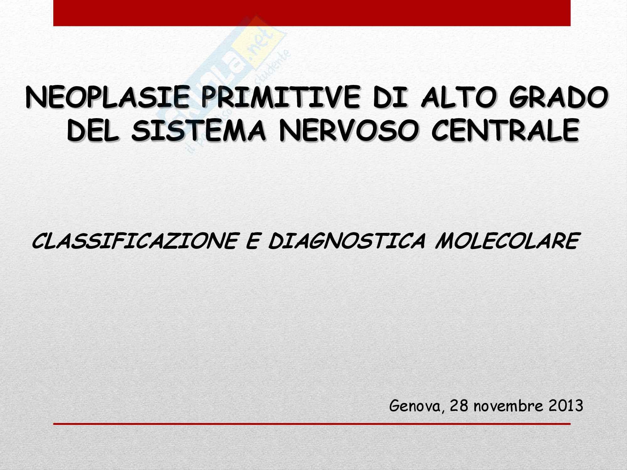 Neuropatologia, Anatomia patologica