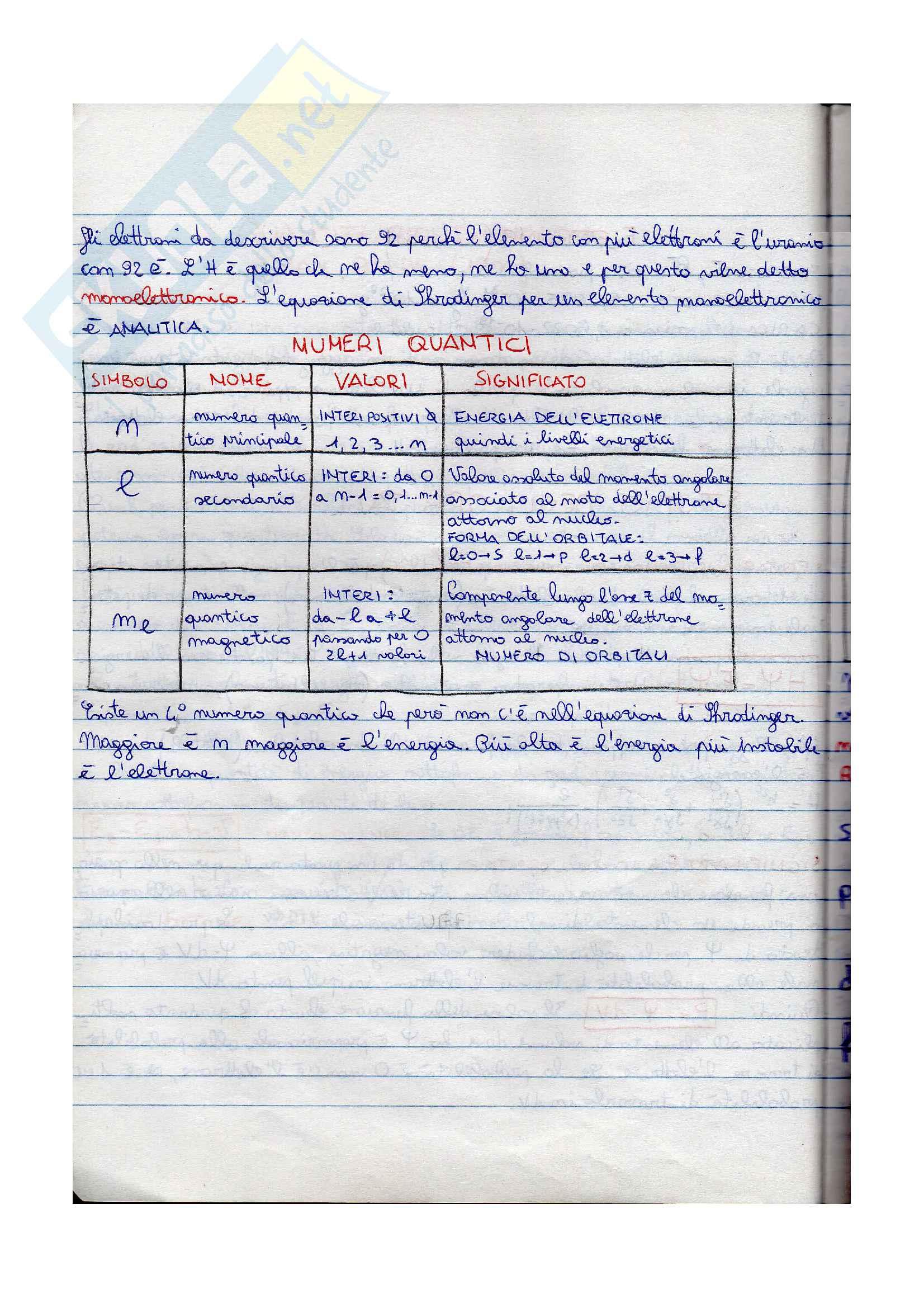 Chimica generale e inorganica parte 1 Pag. 26