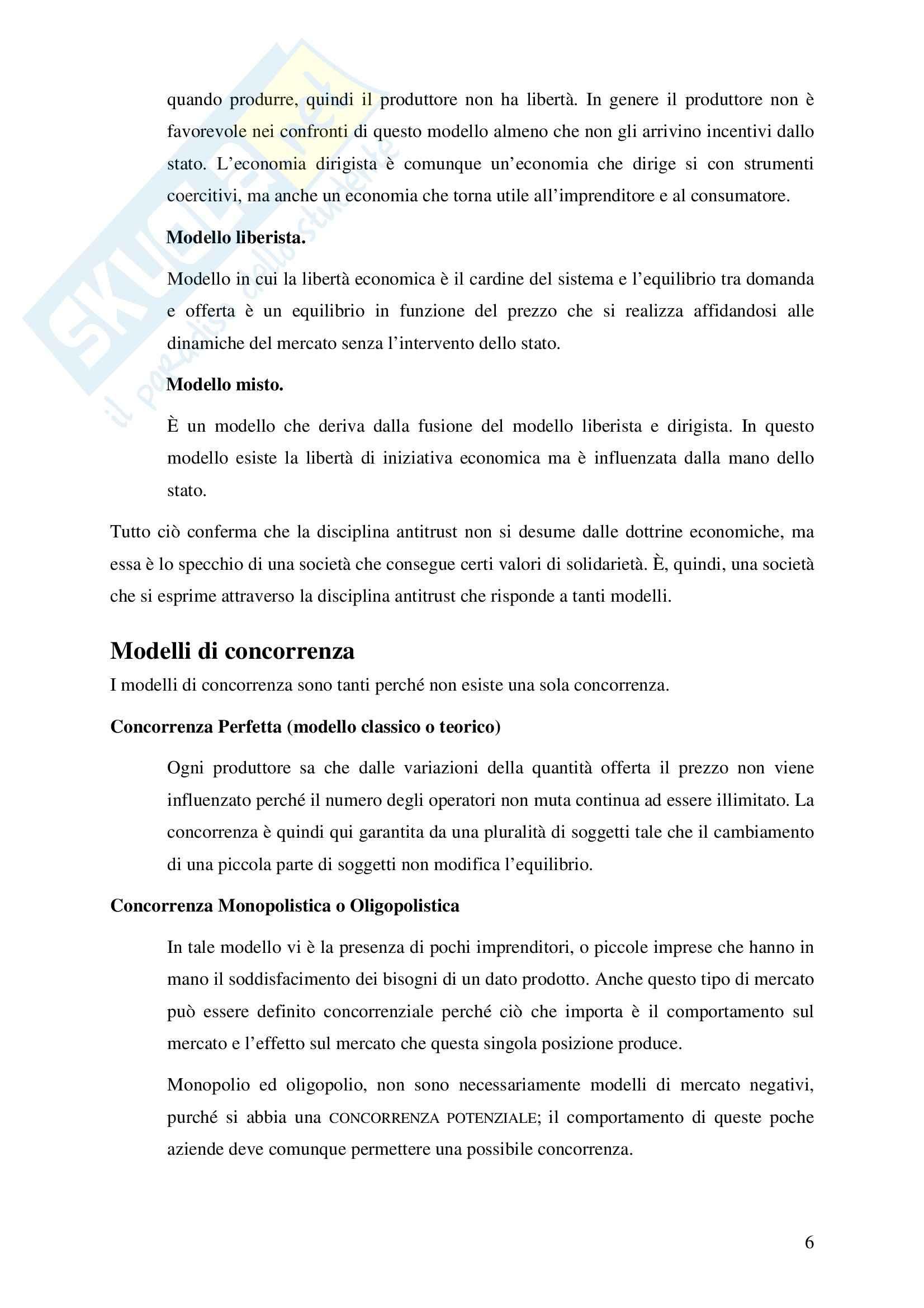 Riassunto esame Diritto della proprietà industriale e della concorrenza - prof. Cavani Pag. 6