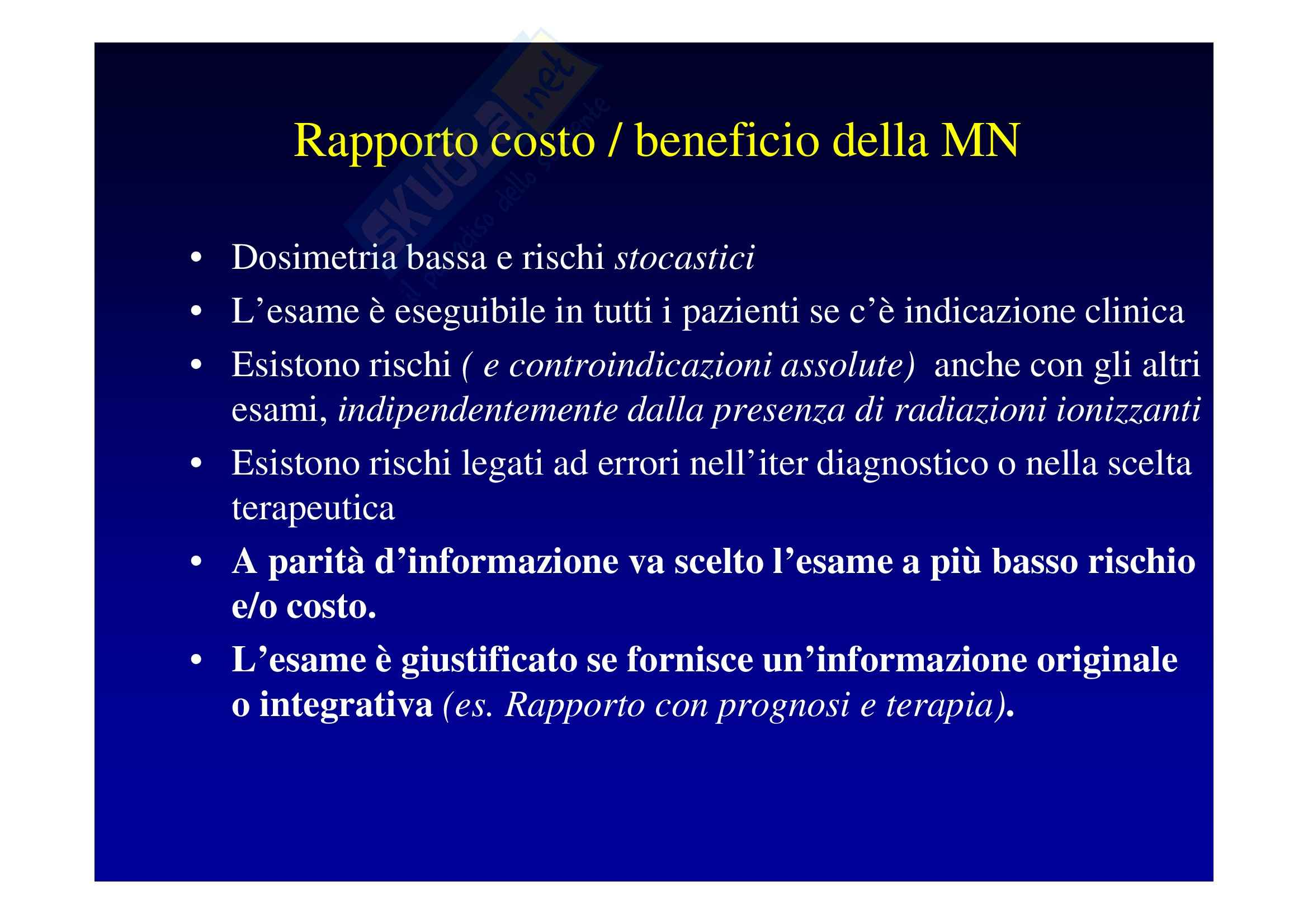 Medicina nucleare - Appunti Pag. 36