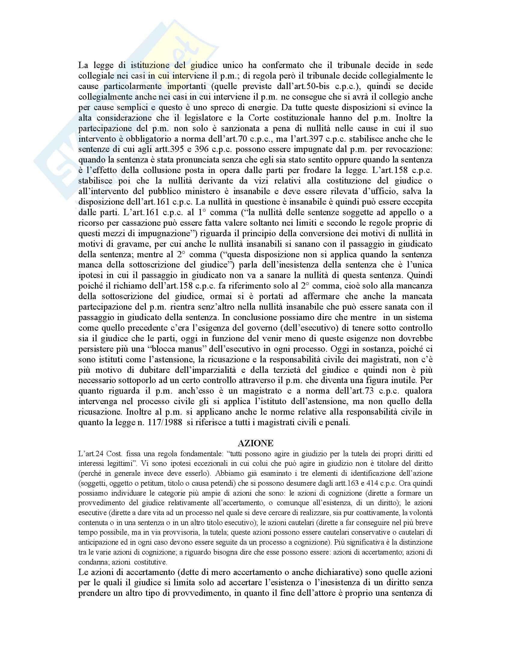 Diritto Processuale civile - Corso completo Pag. 31