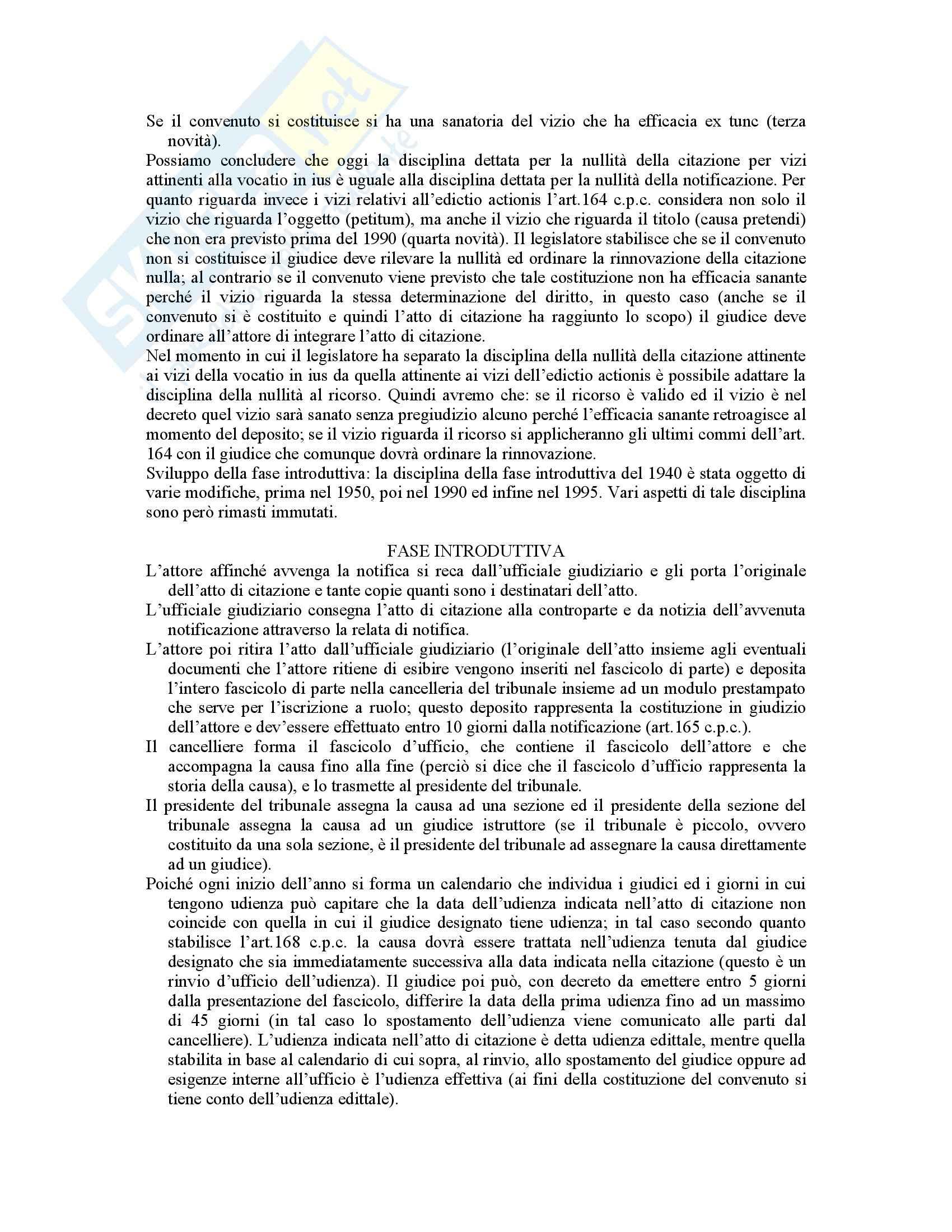 Diritto Processuale civile - Corso completo Pag. 46