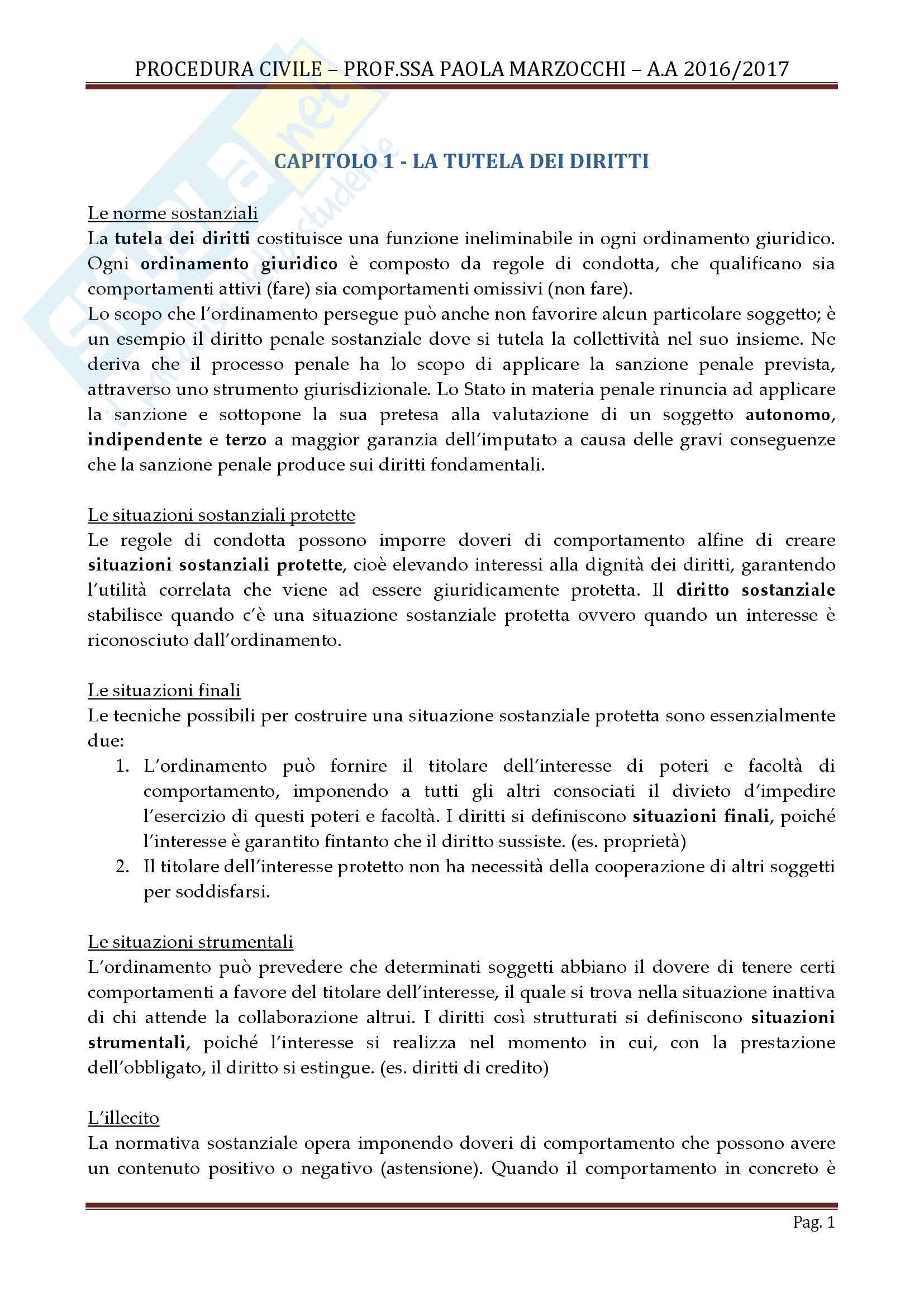 Procedura civile LM