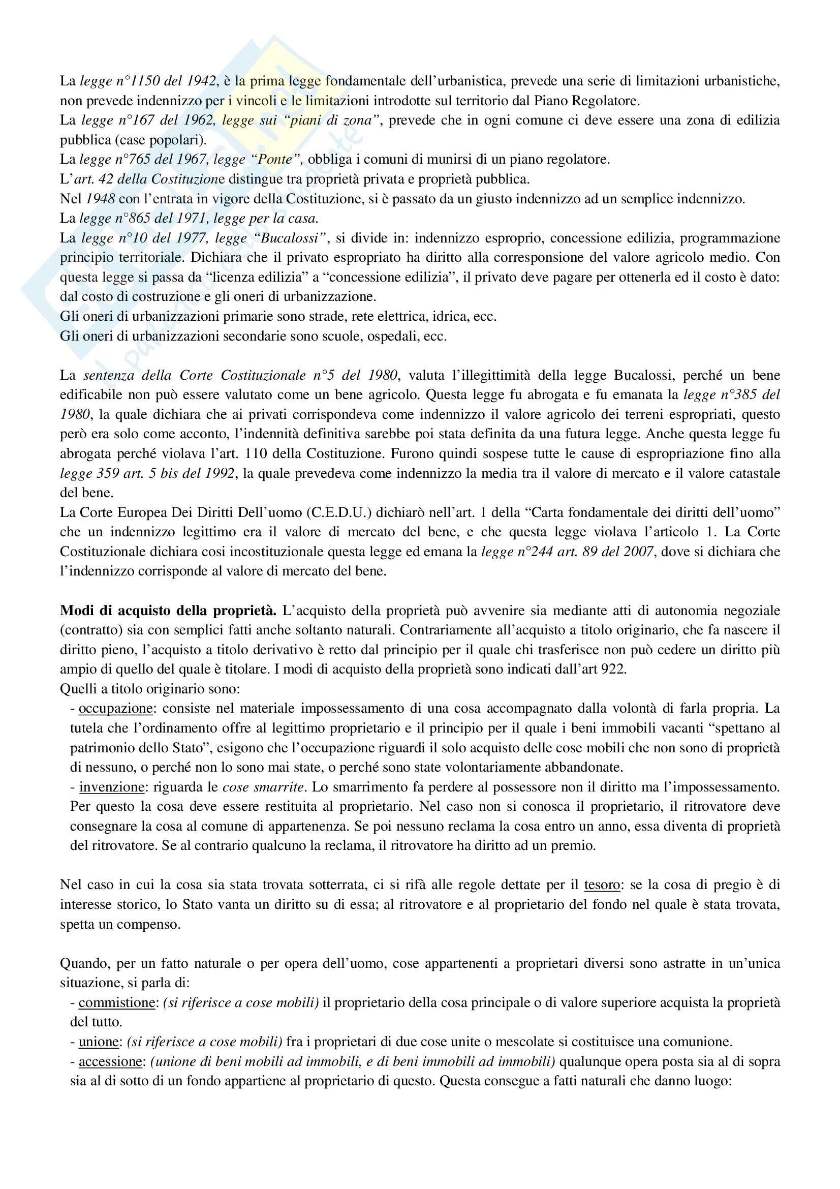 Riassunto esame Diritto Privato, prof. Ciocia, libro consigliato Istituzioni di Diritto Civile, Perlingieri Pag. 16