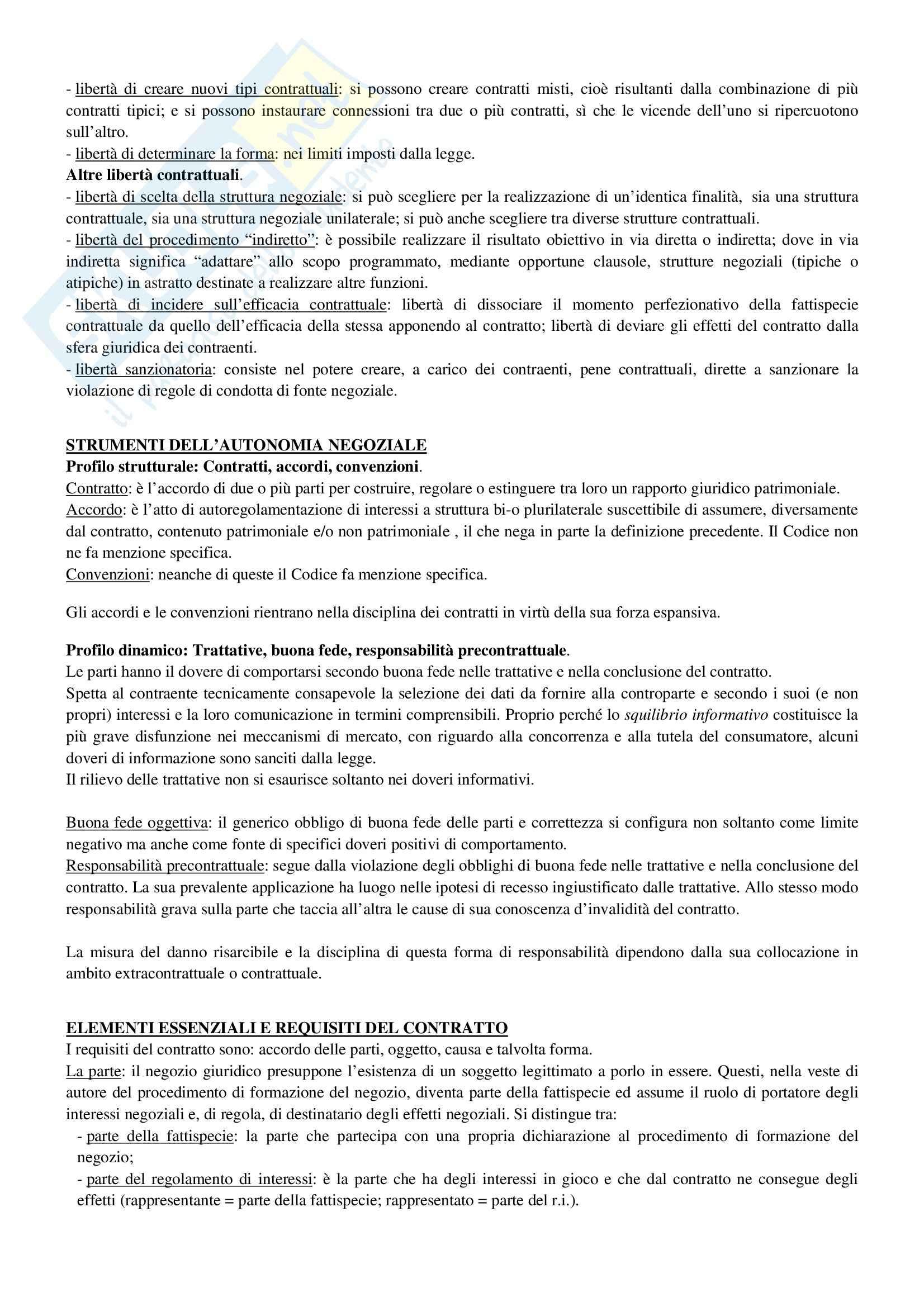Riassunto esame Diritto Privato, prof. Ciocia, libro consigliato Istituzioni di Diritto Civile, Perlingieri Pag. 36